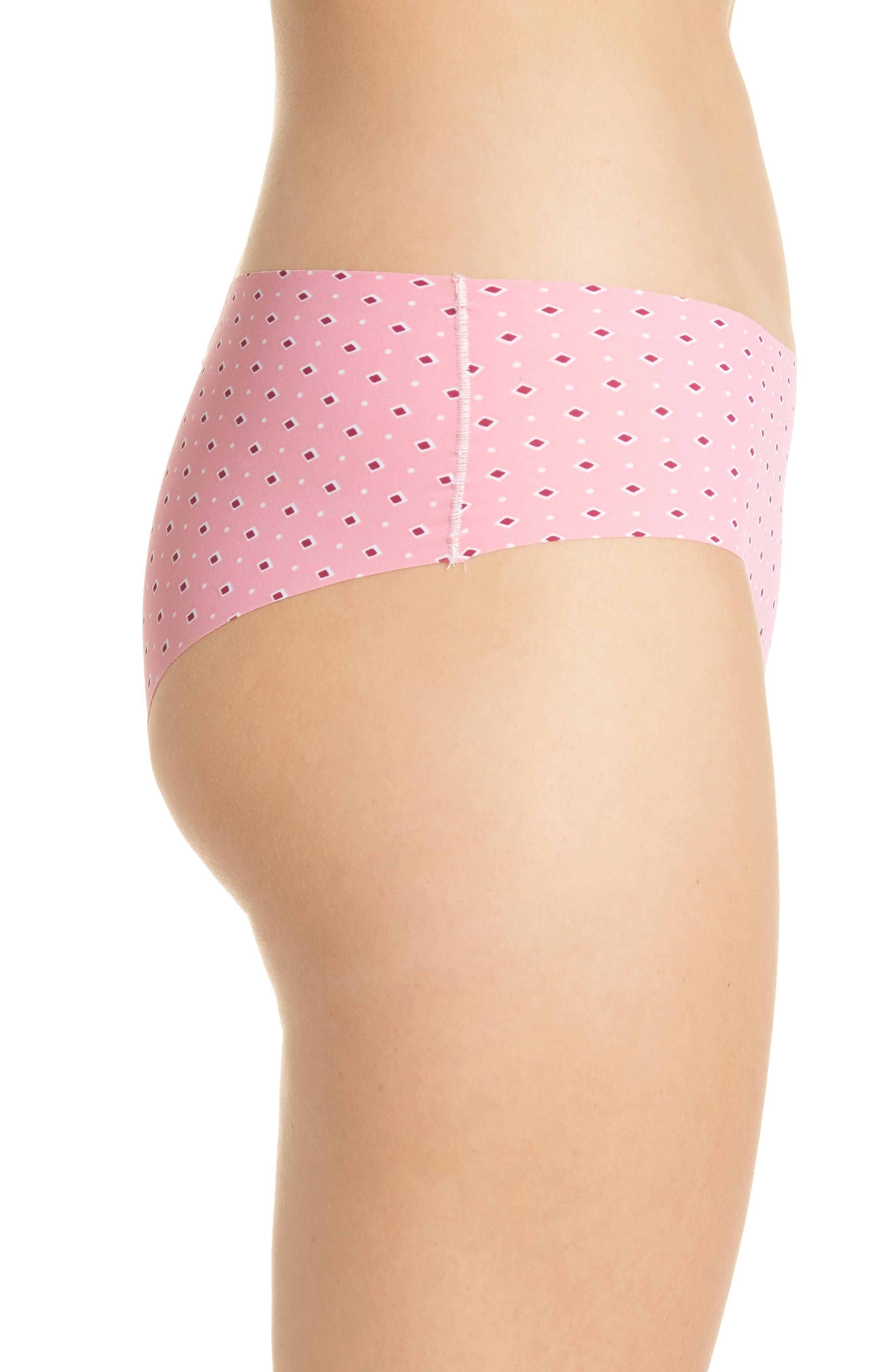Invisibles Hipster Briefs,                             Alternate thumbnail 3, color,                             SHADOW DIAMOND
