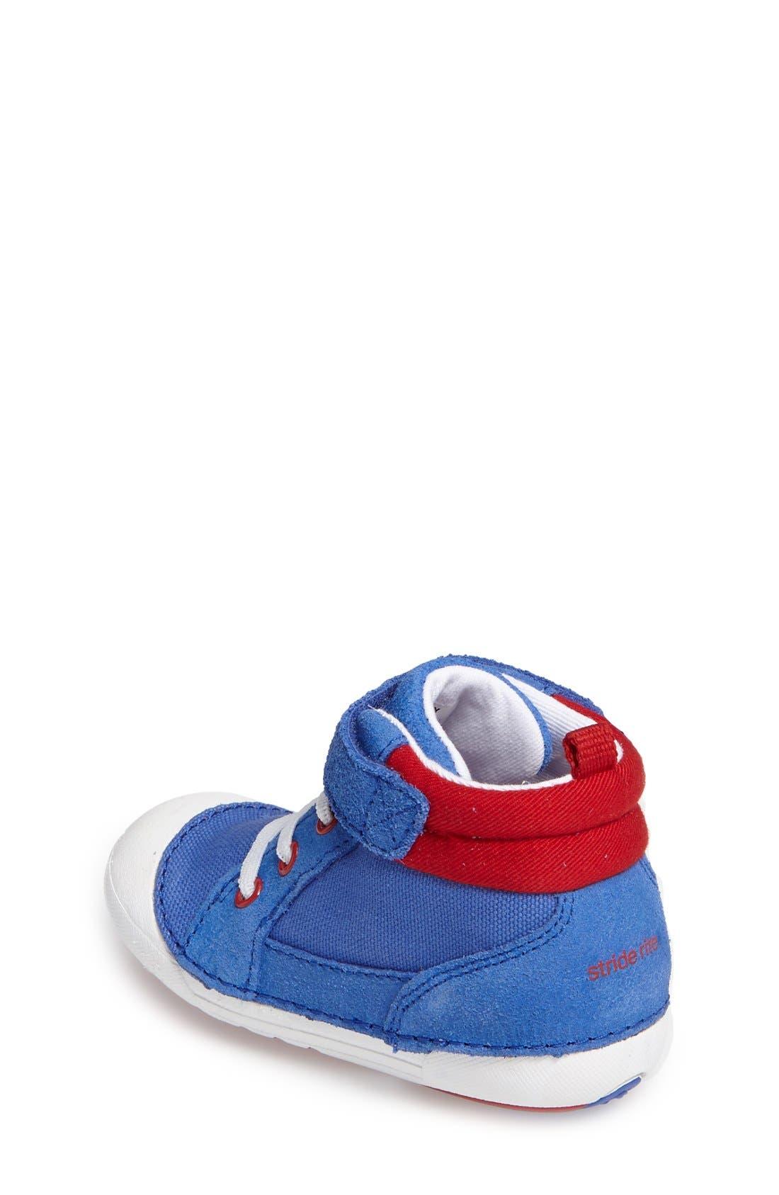 Soft Motion Danny Sneaker,                             Alternate thumbnail 22, color,