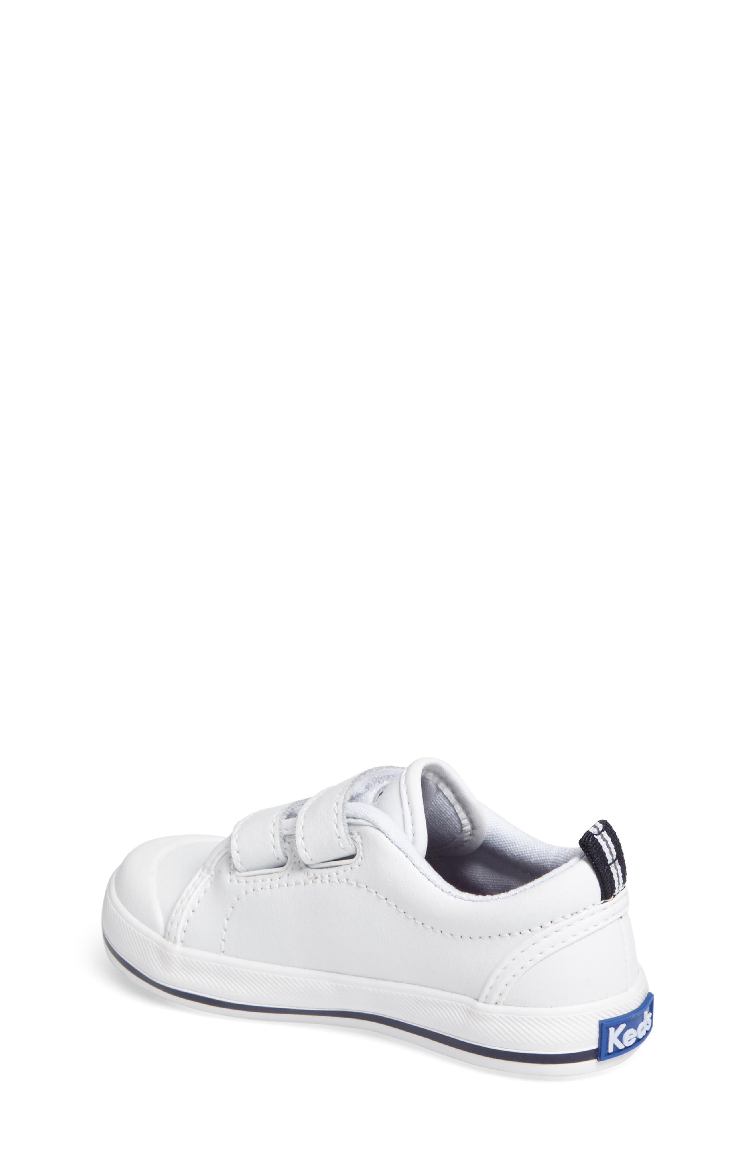 'Graham' Hook & Loop Sneaker,                             Alternate thumbnail 3, color,
