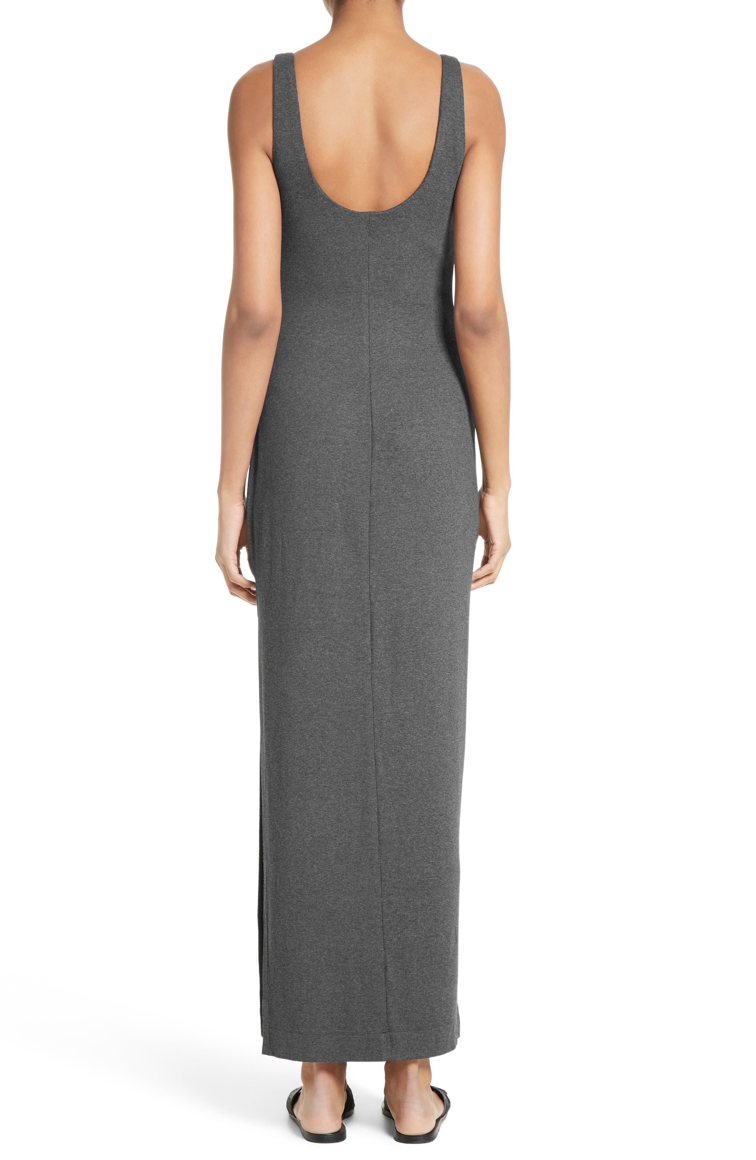 Tank Maxi Dress,                             Alternate thumbnail 4, color,
