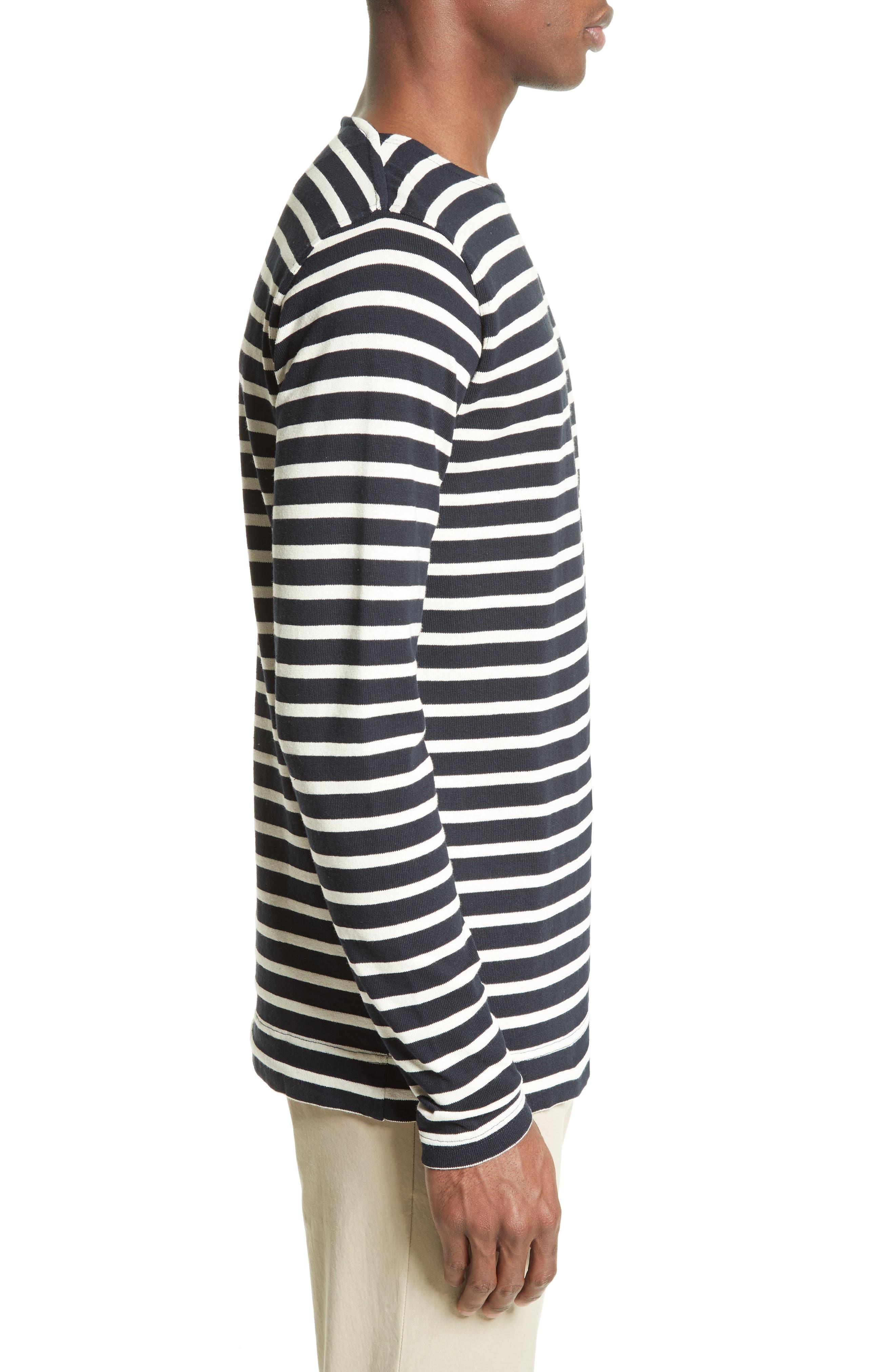 Stripe T-Shirt,                             Alternate thumbnail 9, color,