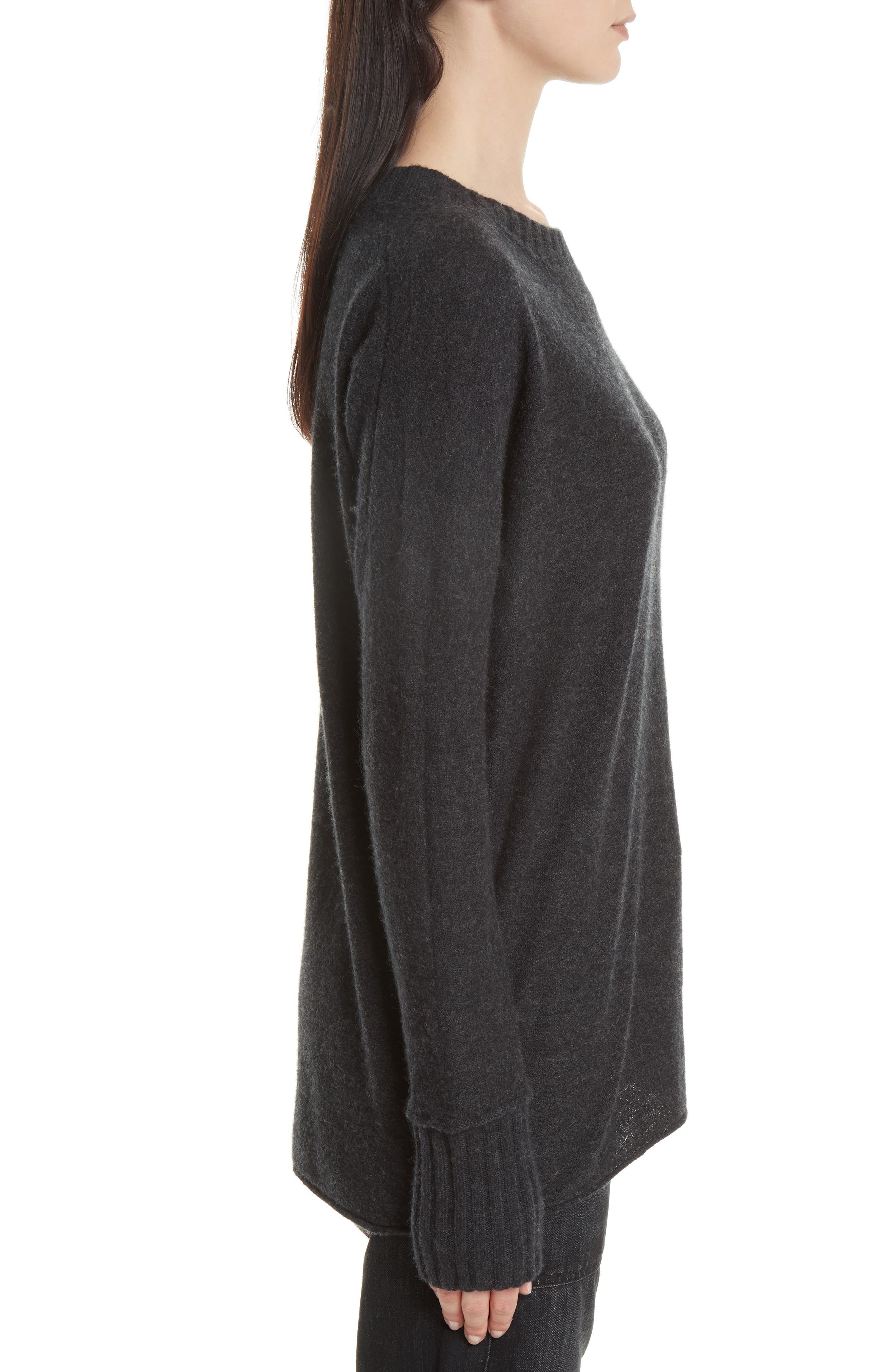 Cashmere Pullover,                             Alternate thumbnail 3, color,                             064