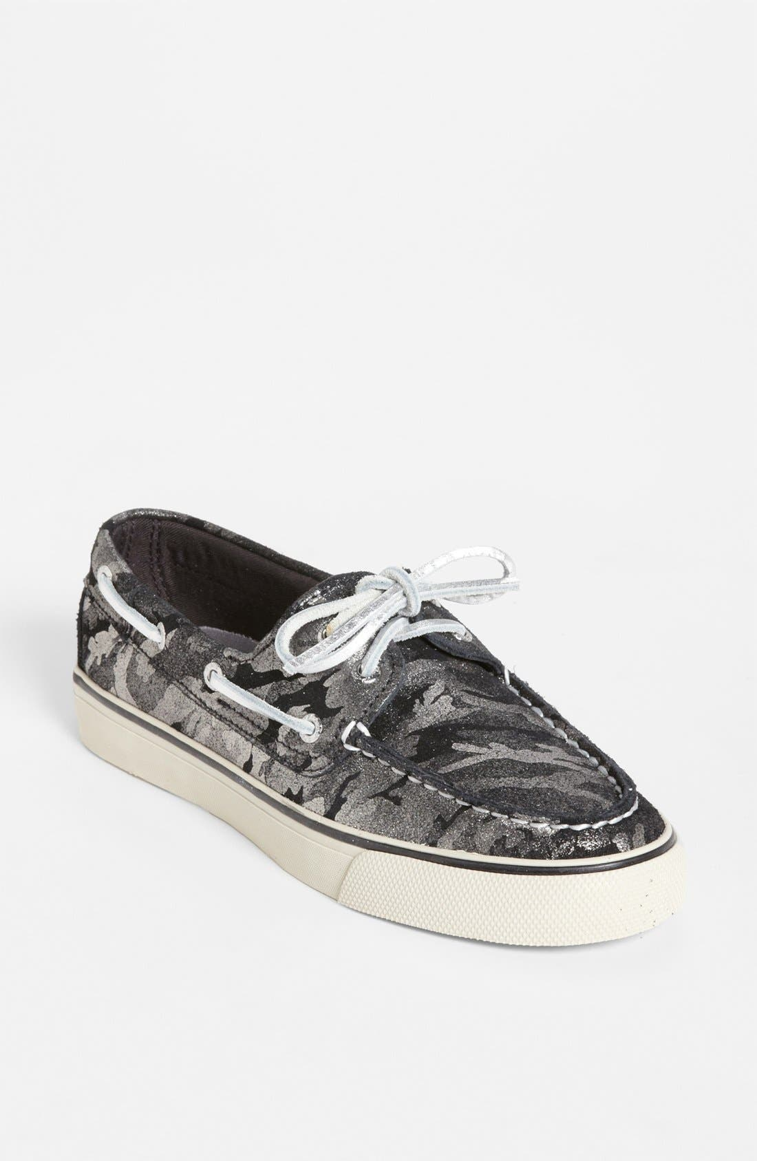 Top-Sider<sup>®</sup> 'Bahama' Sequined Boat Shoe,                             Main thumbnail 10, color,
