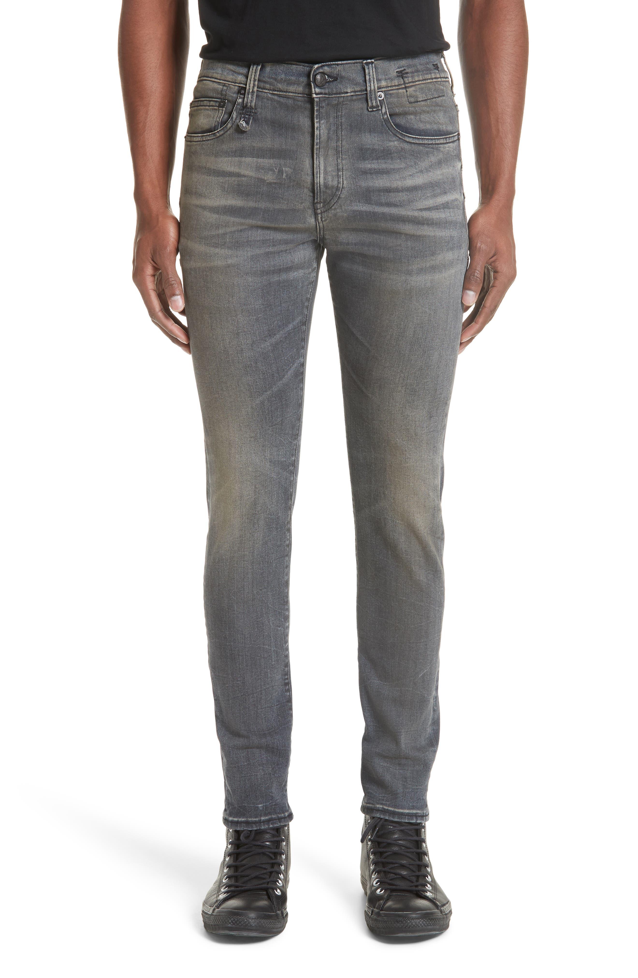 Skate Slim Fit Jeans,                             Main thumbnail 1, color,                             001