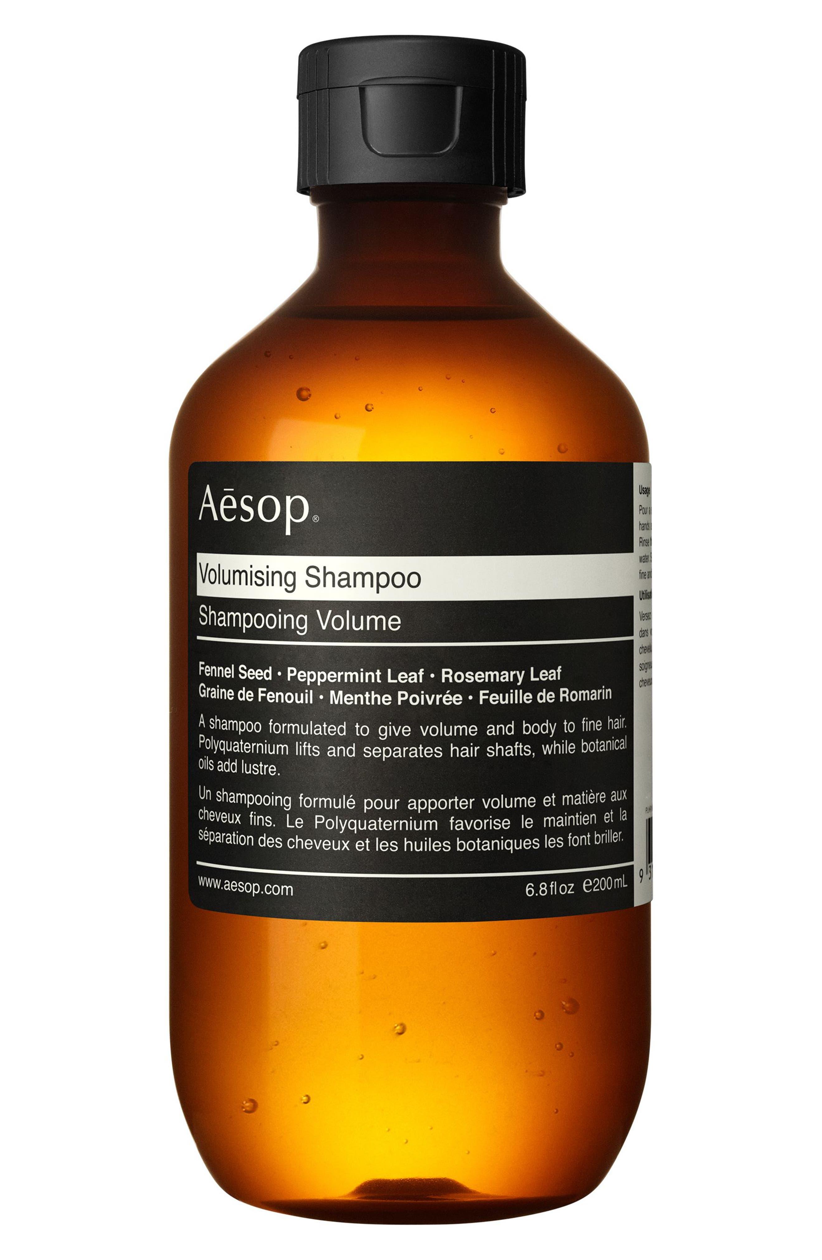 Volumising Shampoo,                             Main thumbnail 1, color,                             NO COLOR