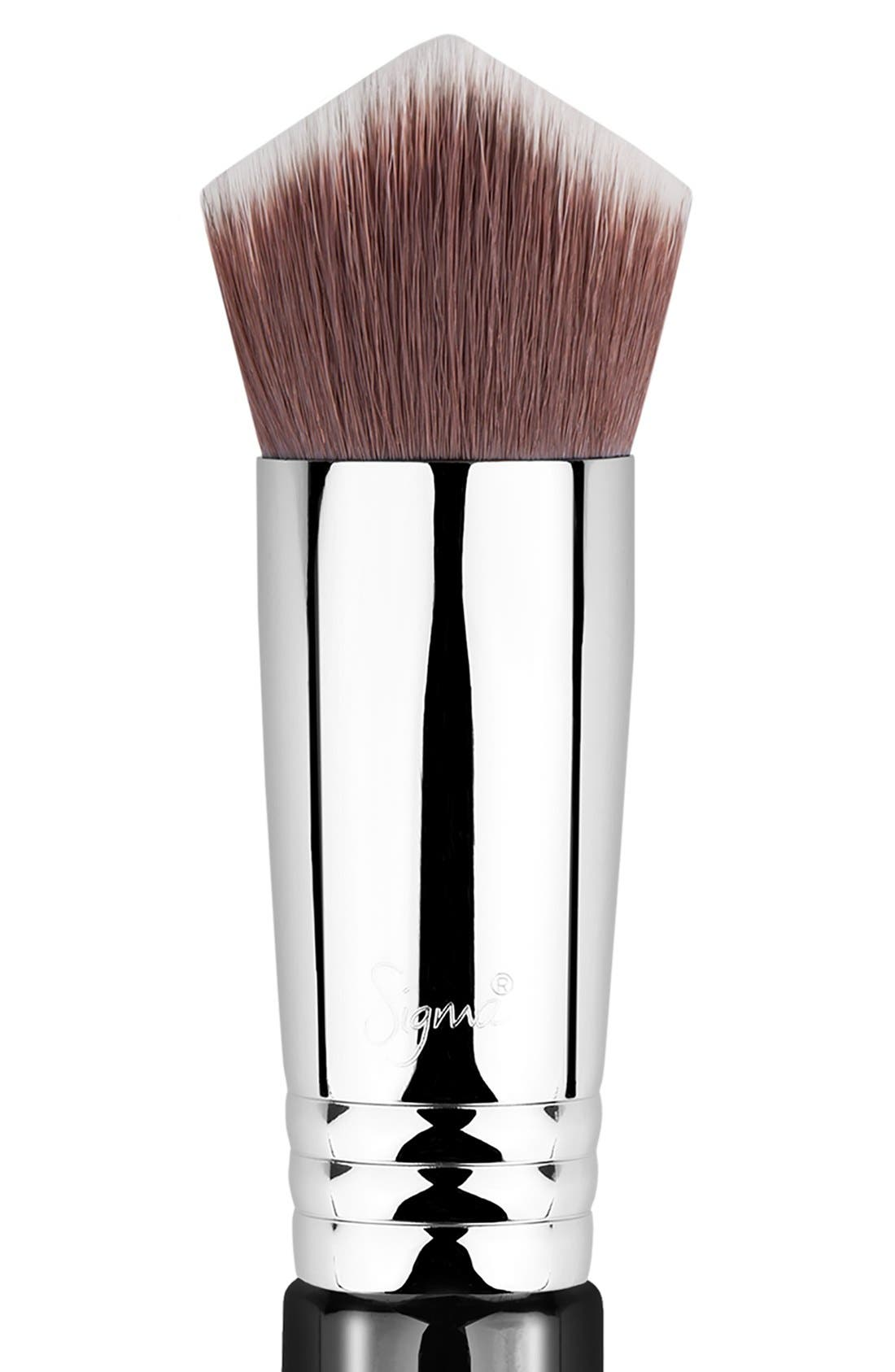 3DHD<sup>™</sup> Kabuki Brush,                             Alternate thumbnail 2, color,                             BLACK