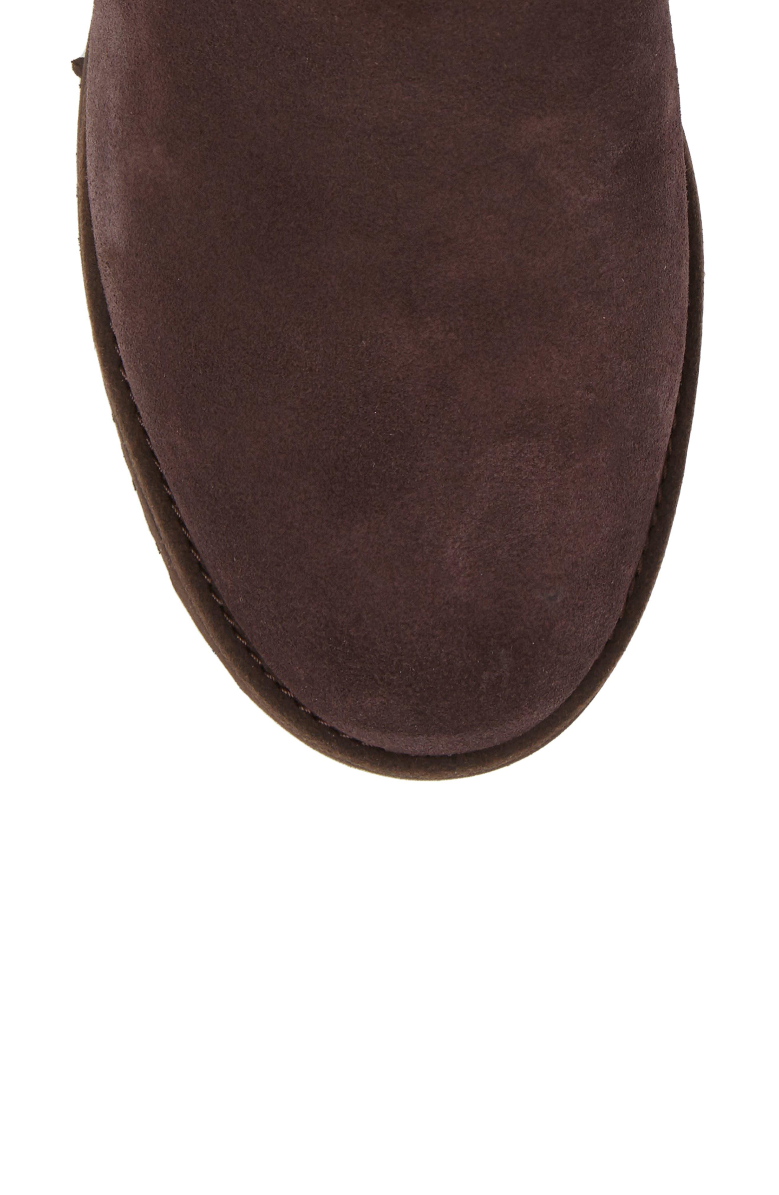 Riley Grommet Wedge Boot,                             Alternate thumbnail 14, color,