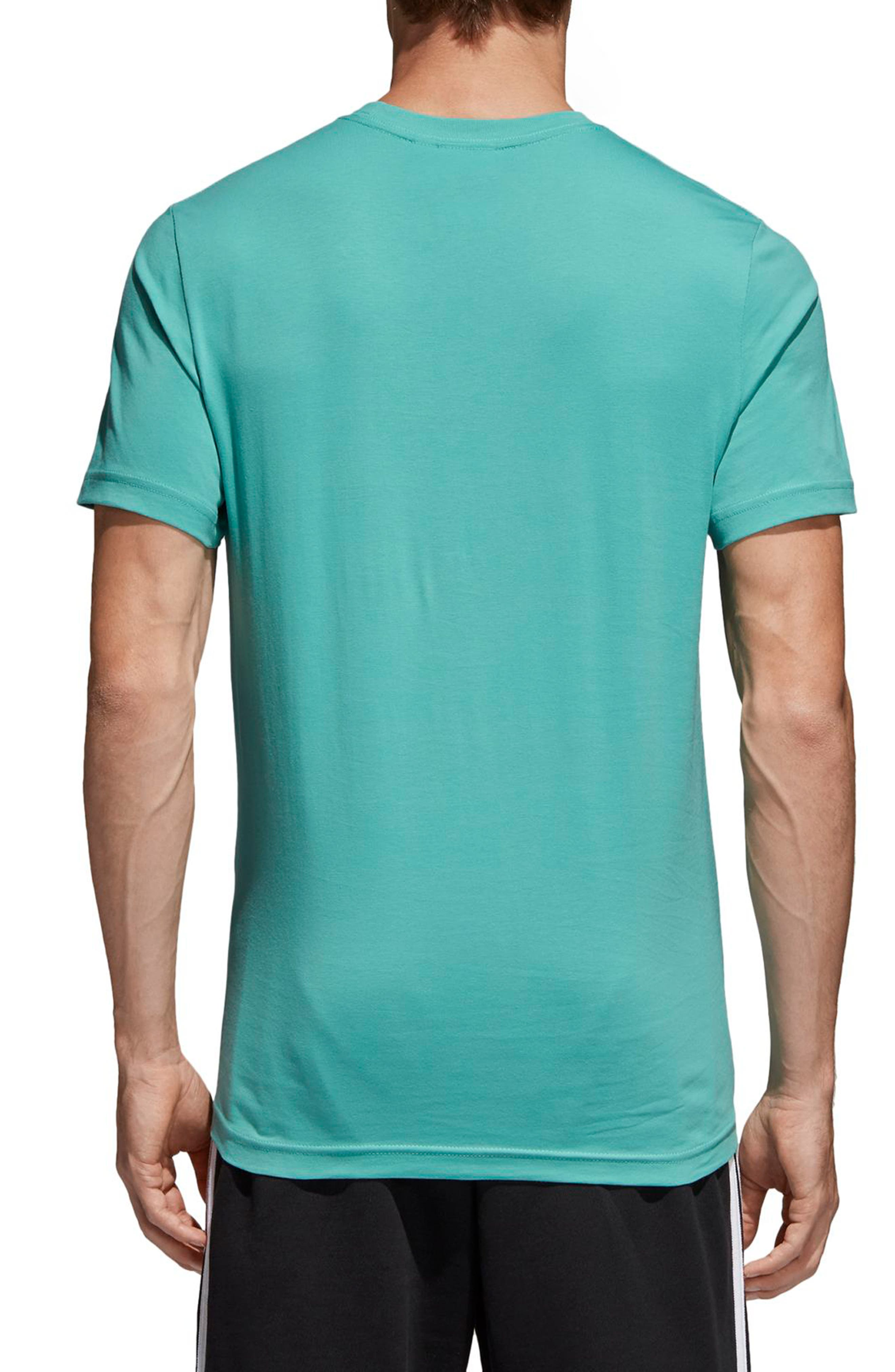 Commercial Graphic T-Shirt,                             Alternate thumbnail 2, color,                             ST FADE OCEAN S14