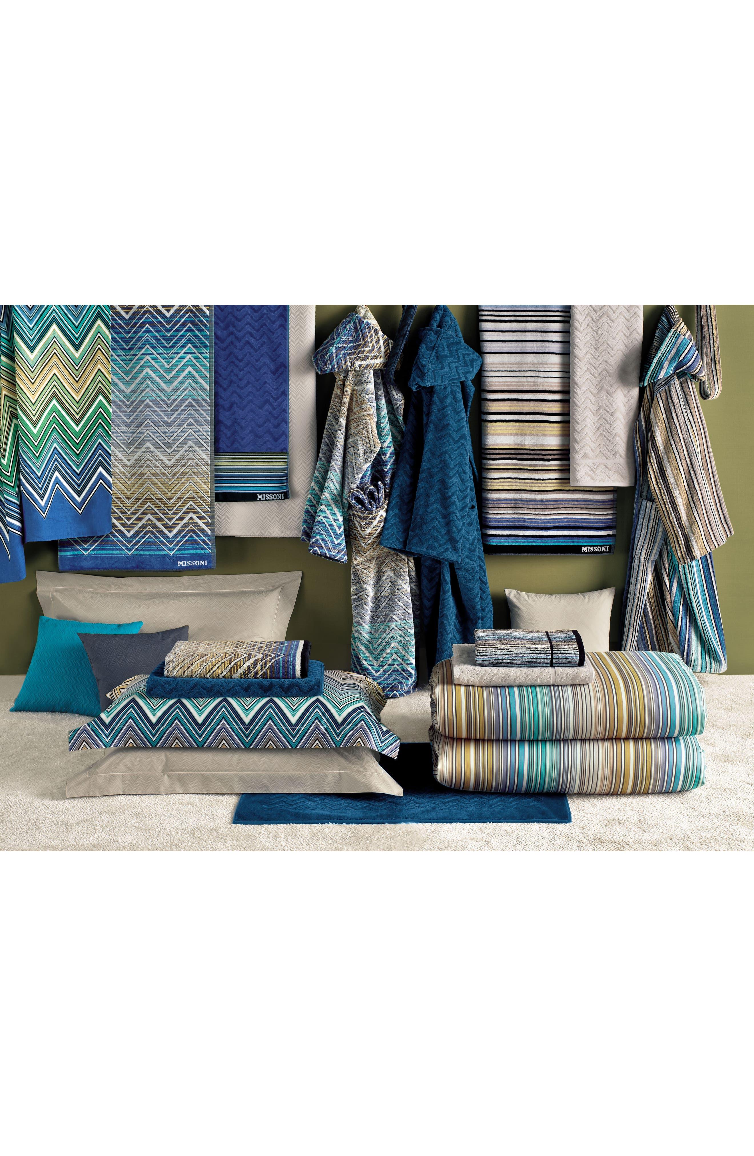 Tolemeo Beach Towel,                             Alternate thumbnail 2, color,                             MULTI BLUE
