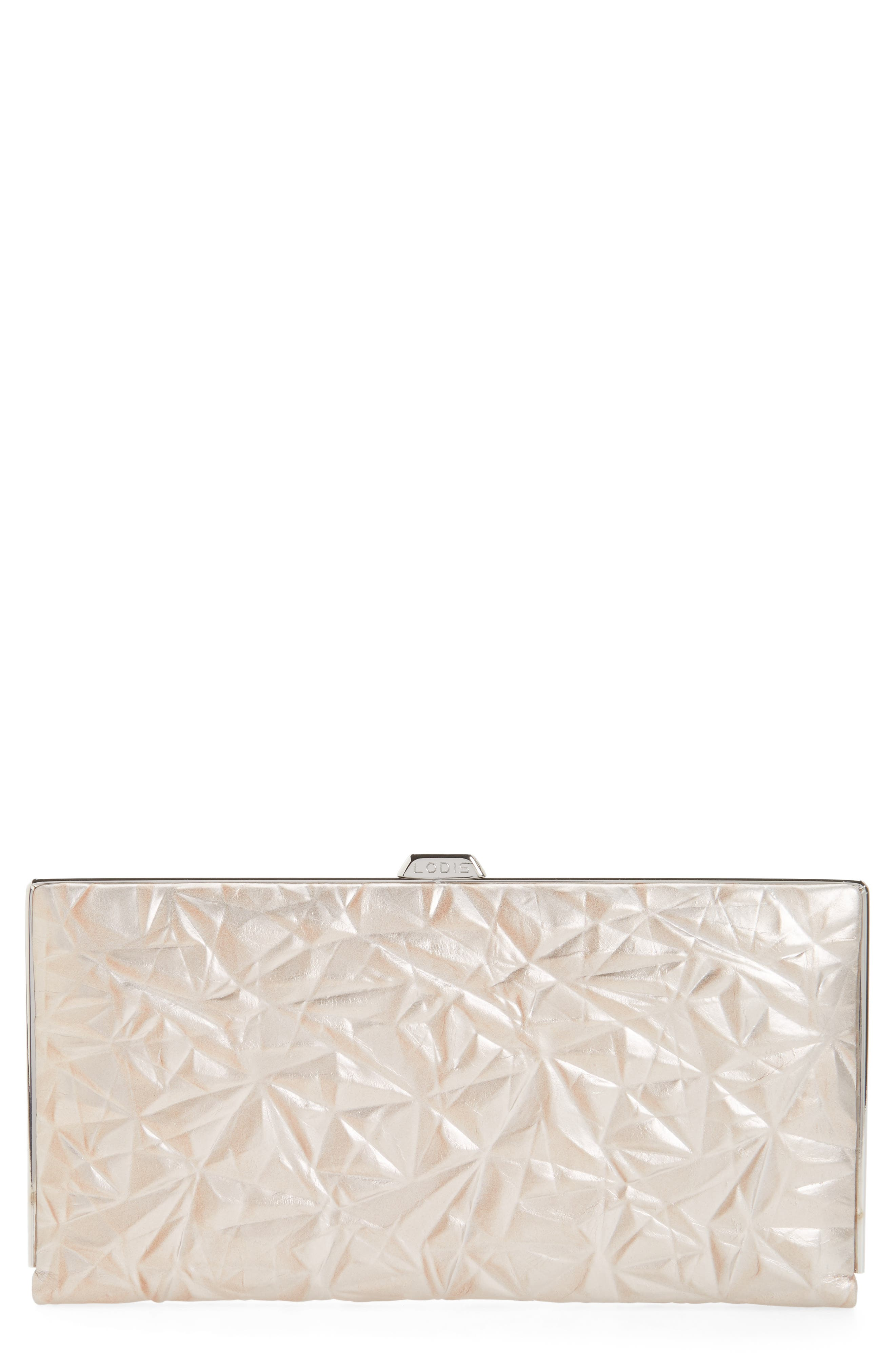 Lodis Quinn Clutch Wallet, Main, color, 200