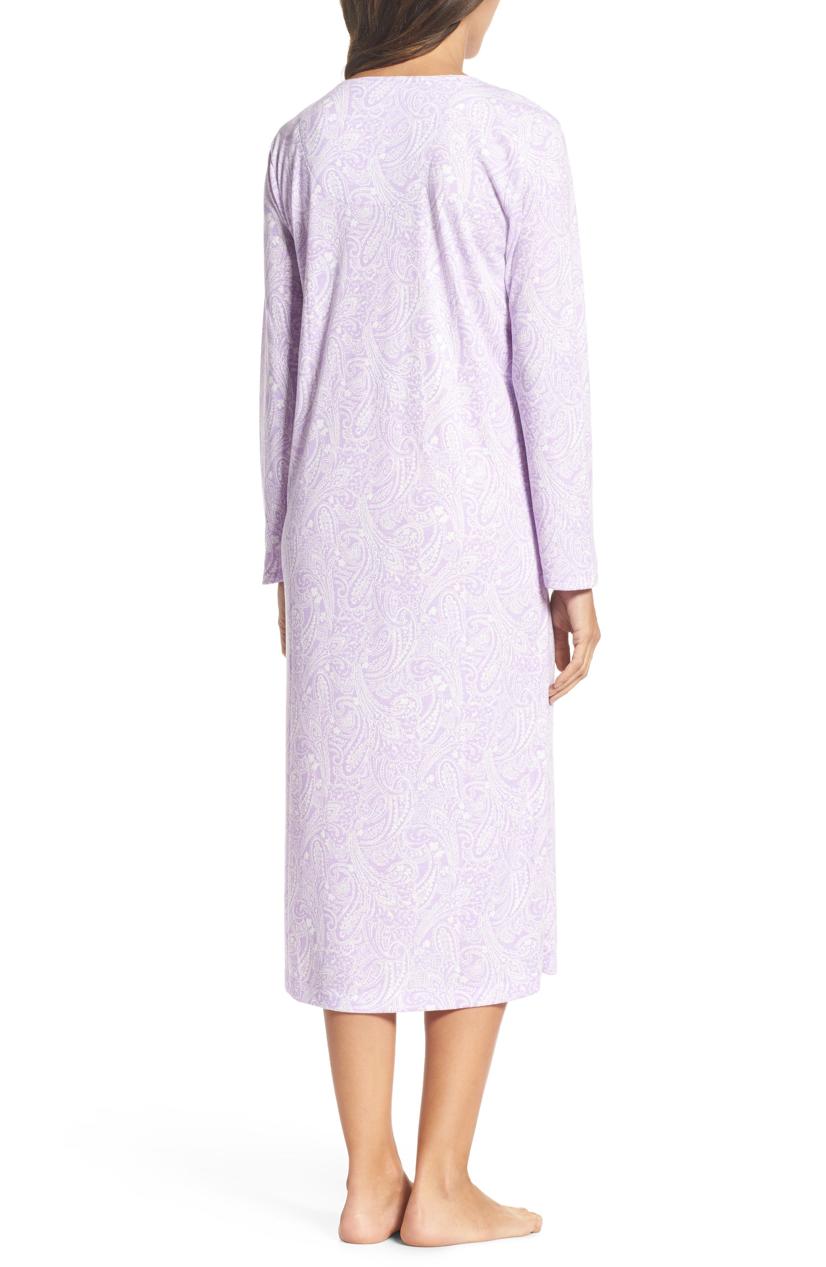 Long Nightgown,                             Alternate thumbnail 2, color,                             575