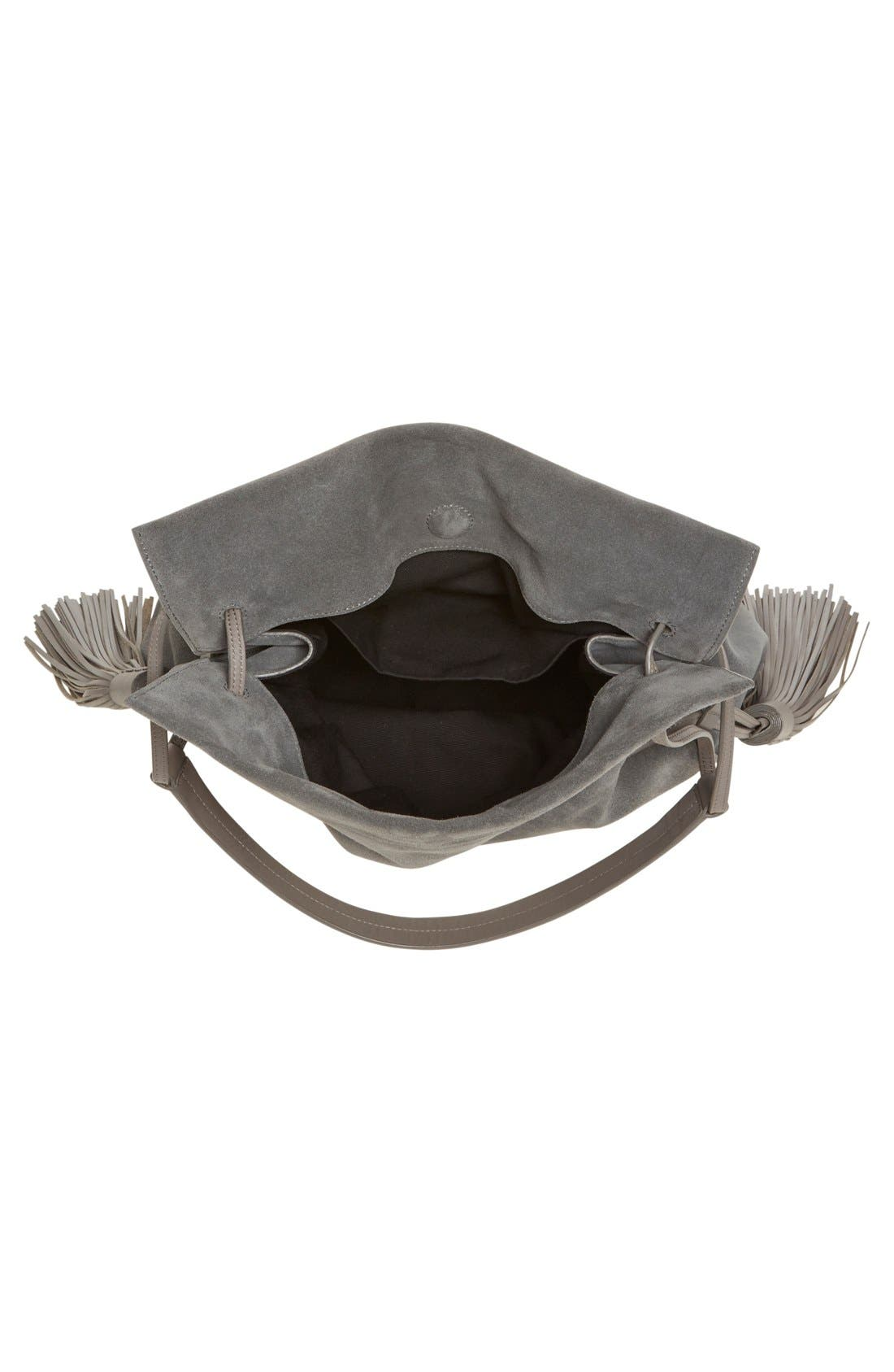 Freedom Suede Hobo,                             Alternate thumbnail 26, color,