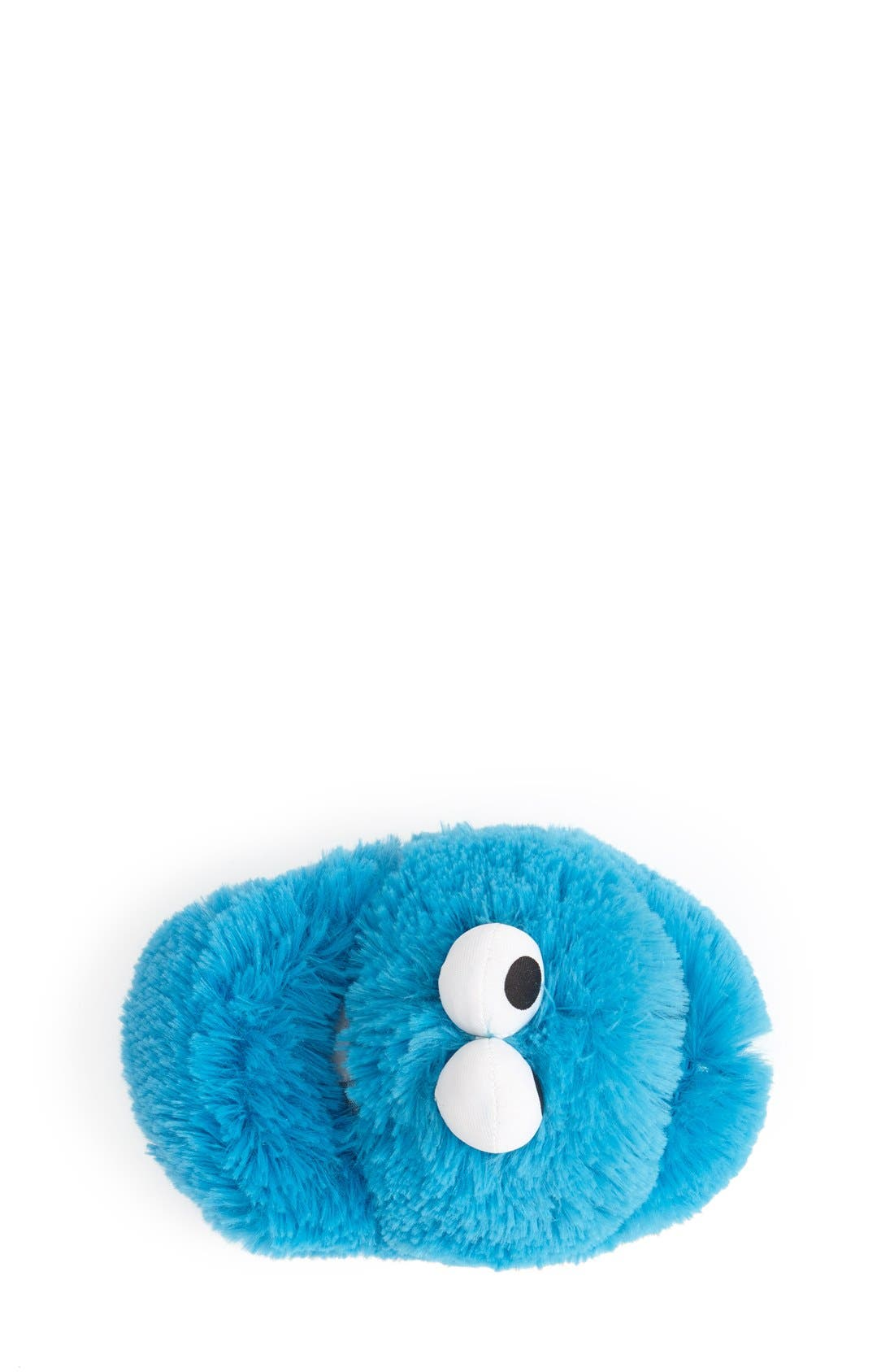 STRIDE RITE,                             'Cookie Monster<sup>™</sup>' Slipper,                             Alternate thumbnail 4, color,                             400