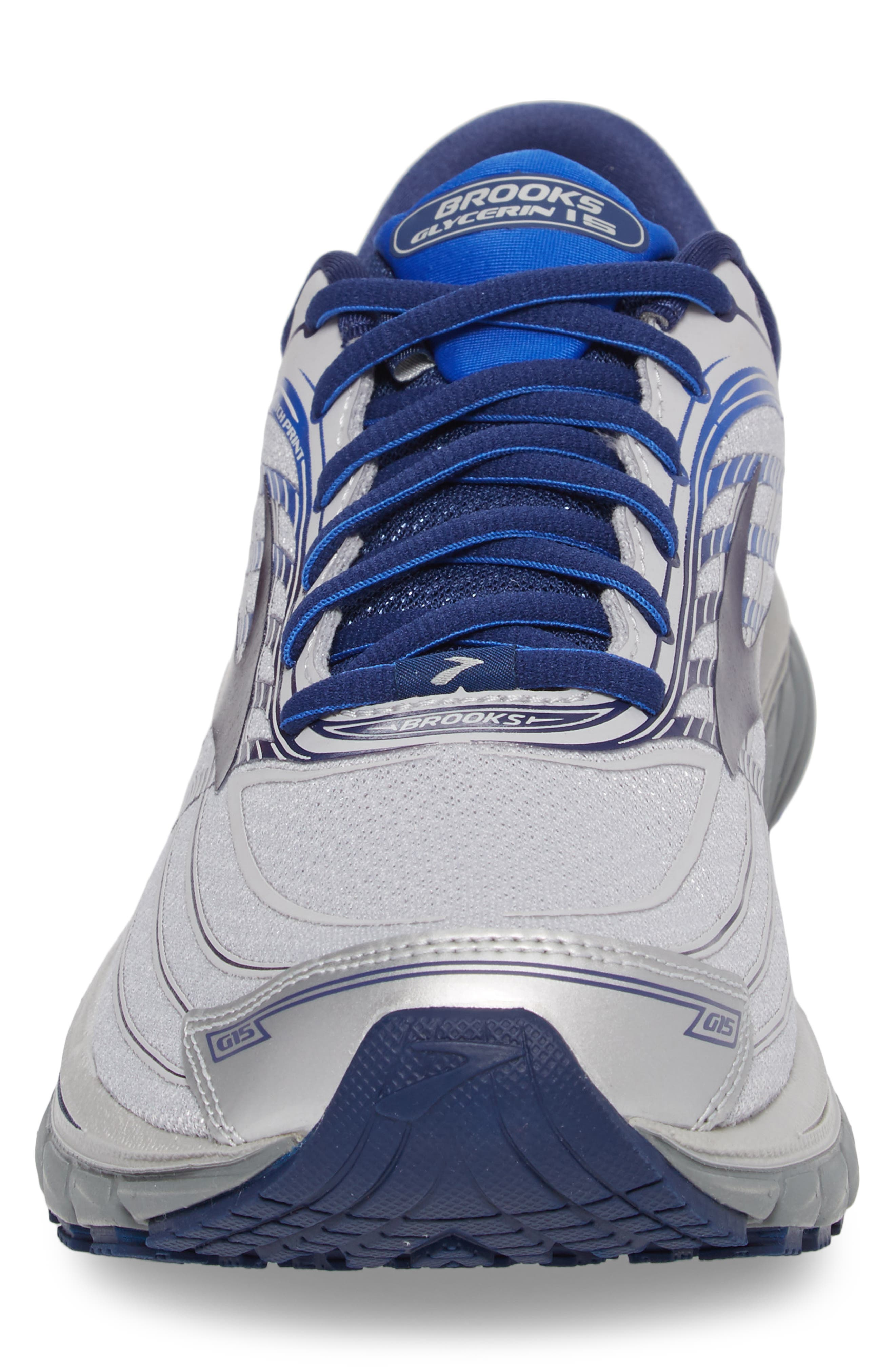 Glycerin 15 Running Shoe,                             Alternate thumbnail 4, color,                             036