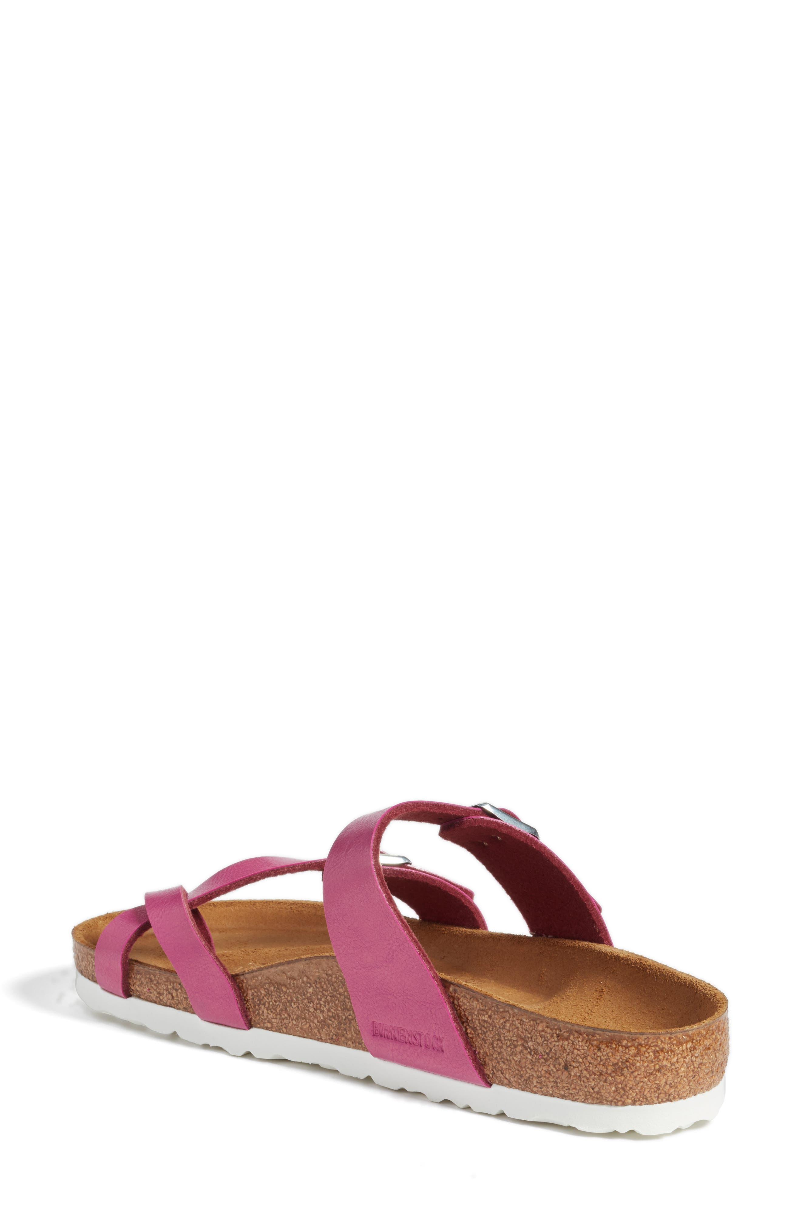 'Mayari' Birko-Flor<sup>™</sup> Sandal,                             Alternate thumbnail 36, color,