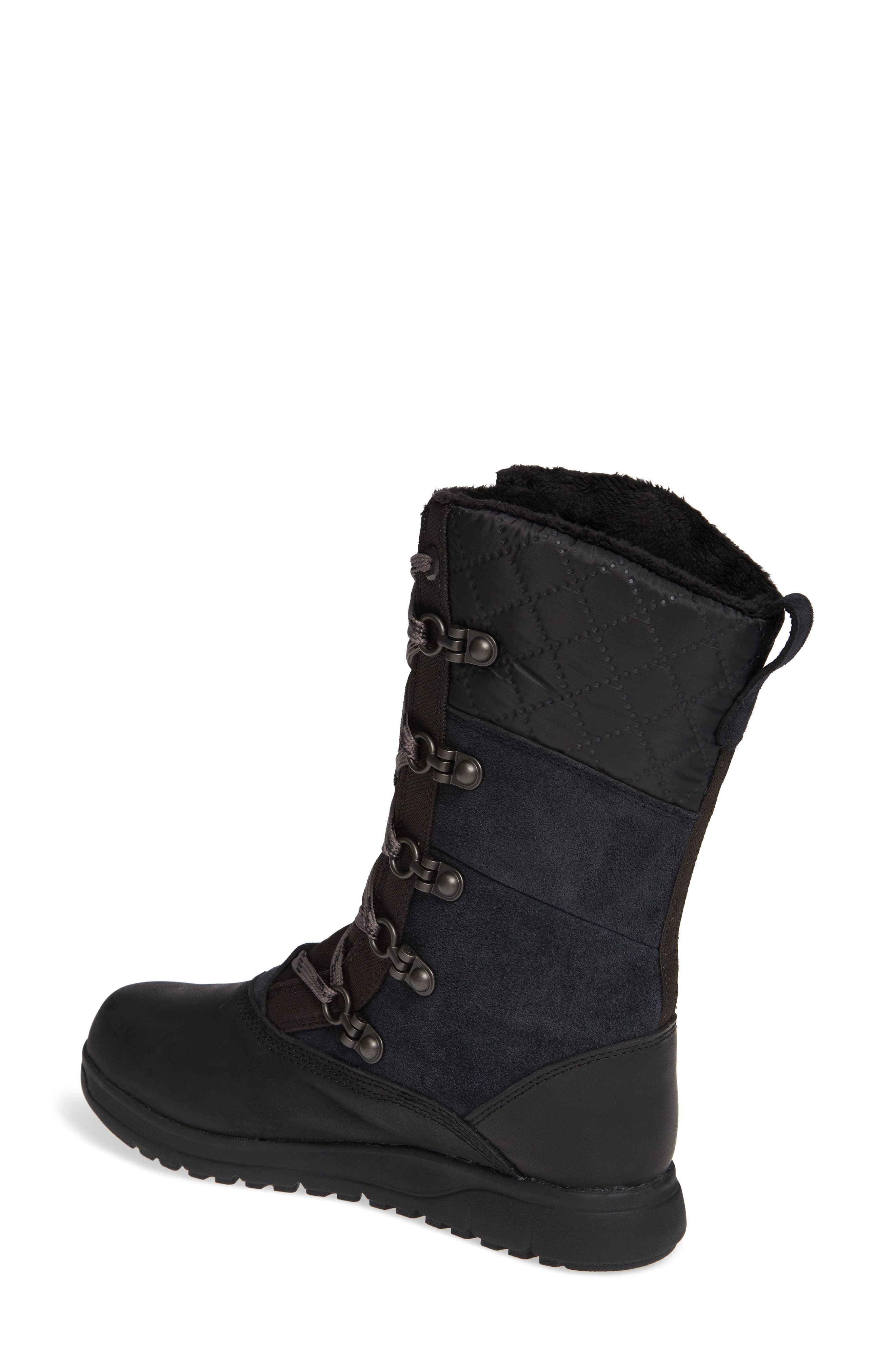 Haven Point Waterproof Boot,                             Alternate thumbnail 2, color,                             001