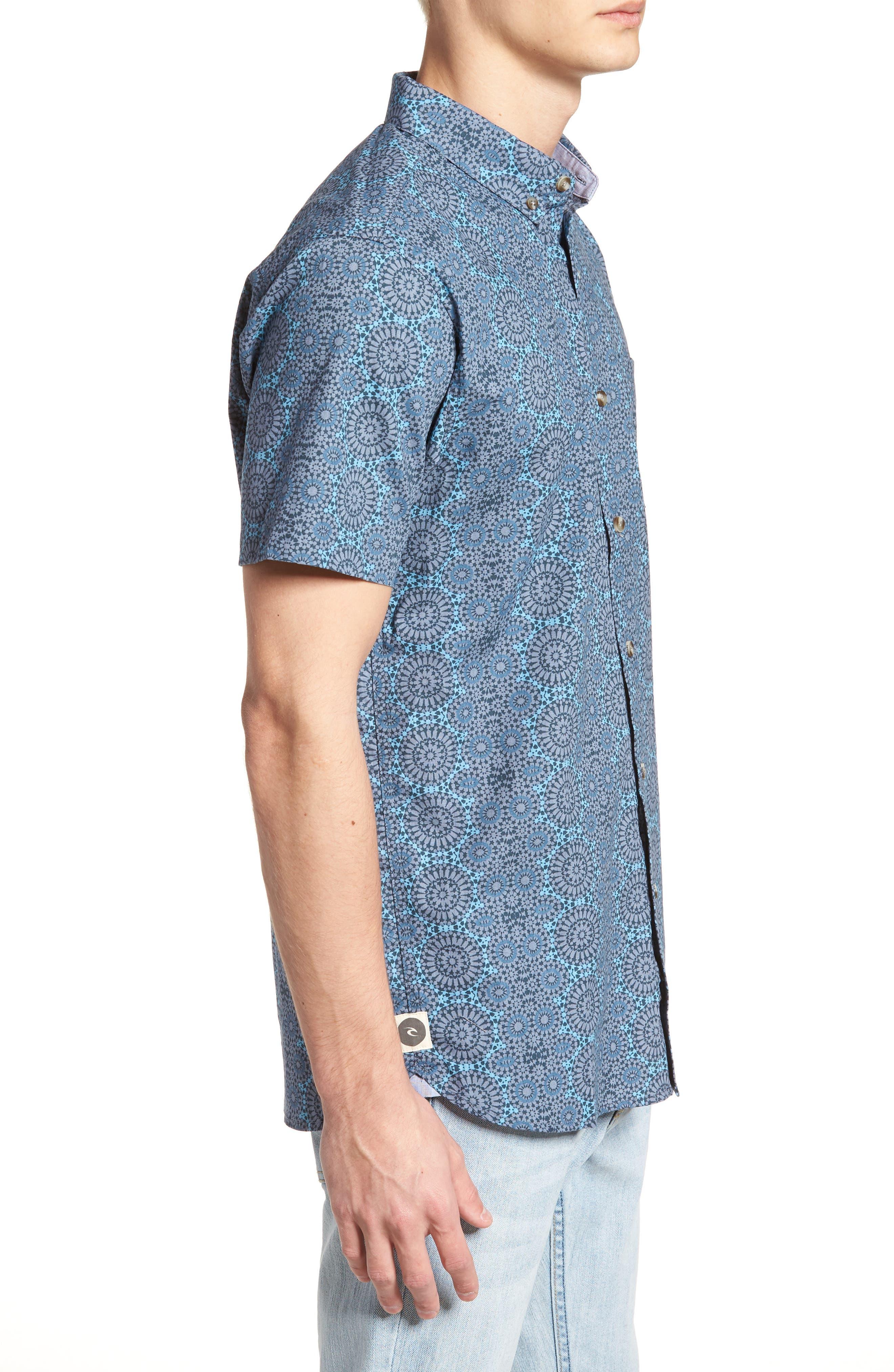 Scopic Woven Shirt,                             Alternate thumbnail 9, color,