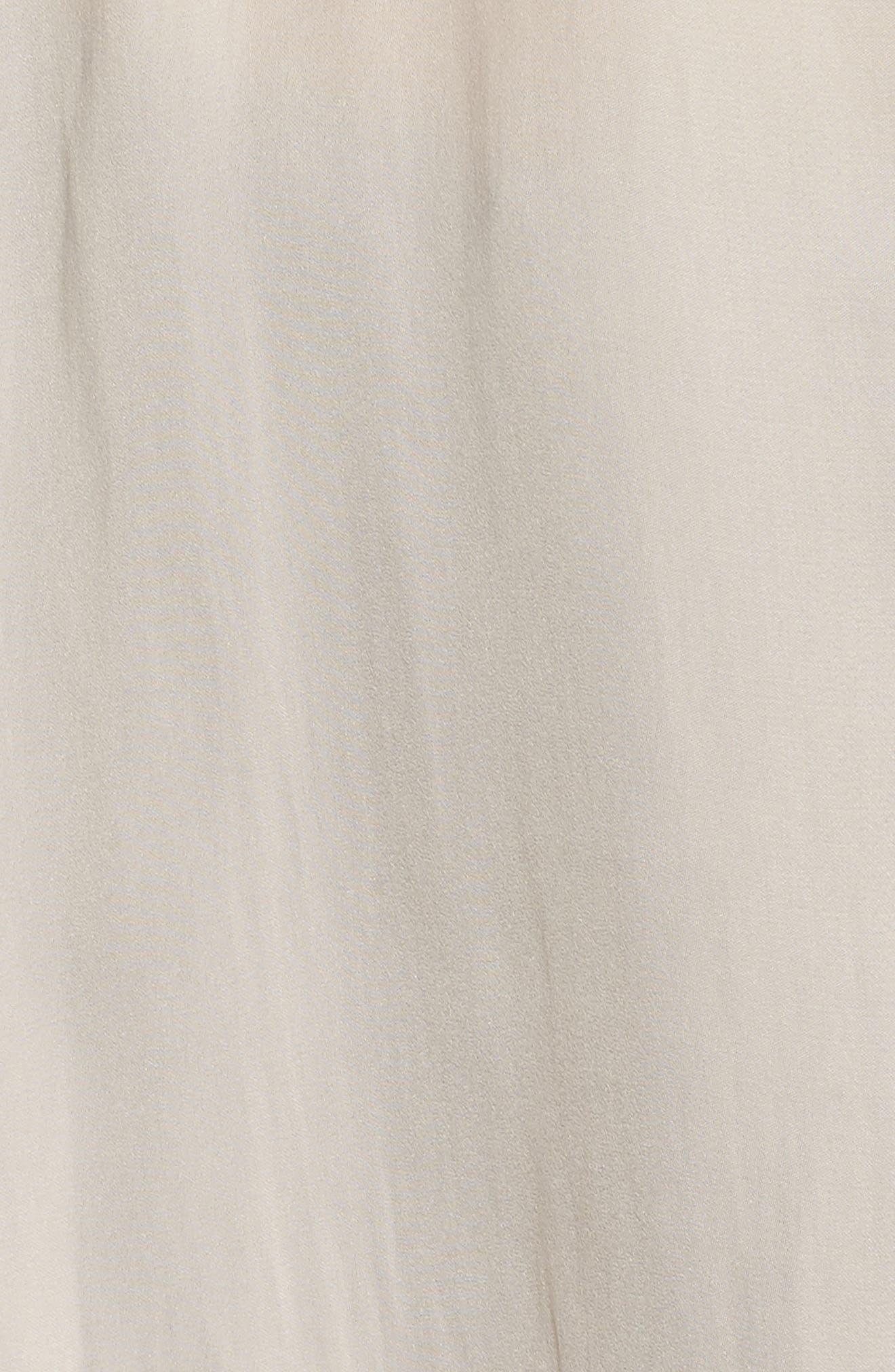 Carol Roll-Sleeve Blouse,                             Alternate thumbnail 5, color,                             900