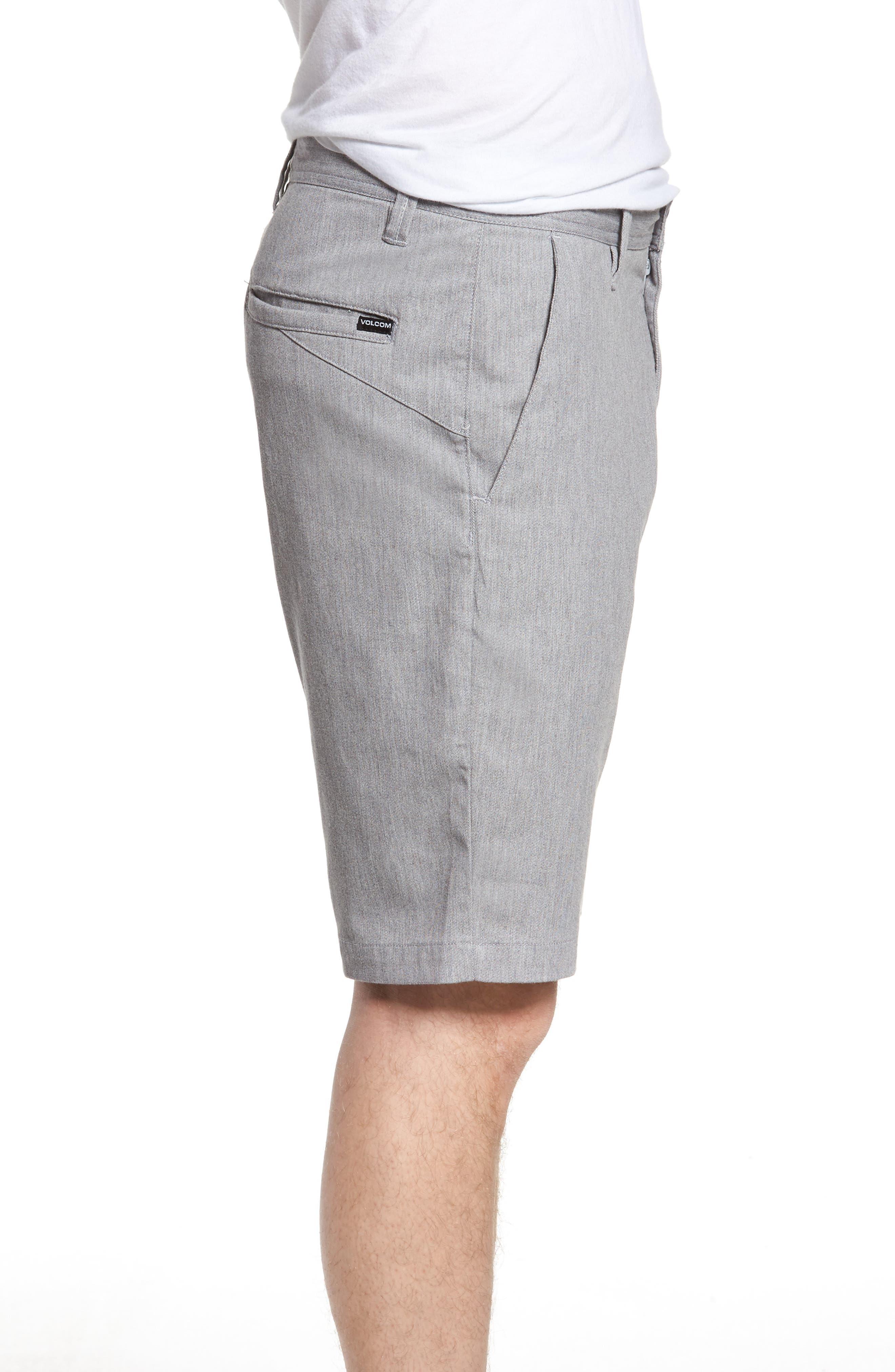 'Modern' Stretch Chino Shorts,                             Alternate thumbnail 26, color,