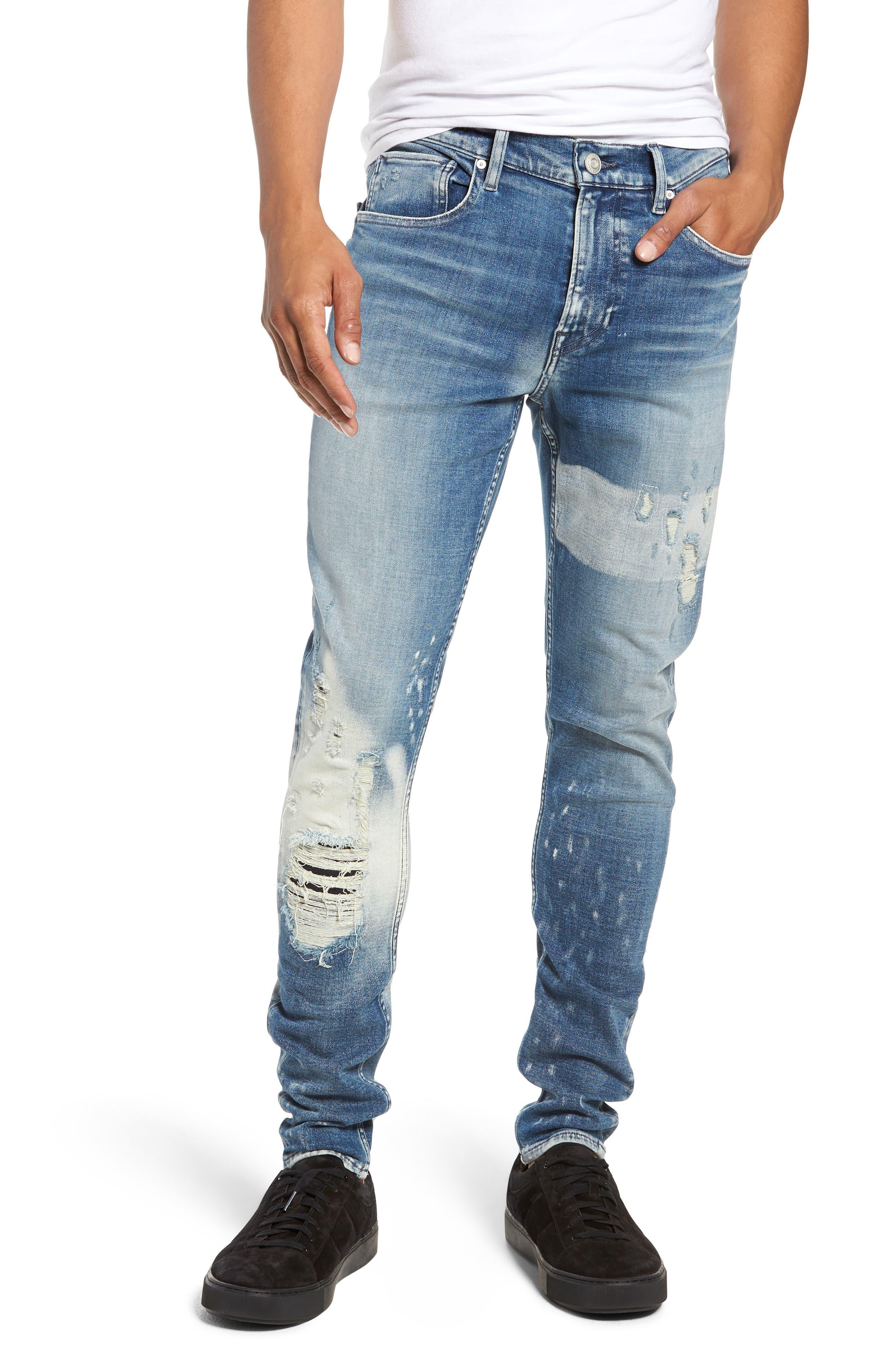 Zack Skinny Fit Jeans,                             Main thumbnail 1, color,                             MCNAB