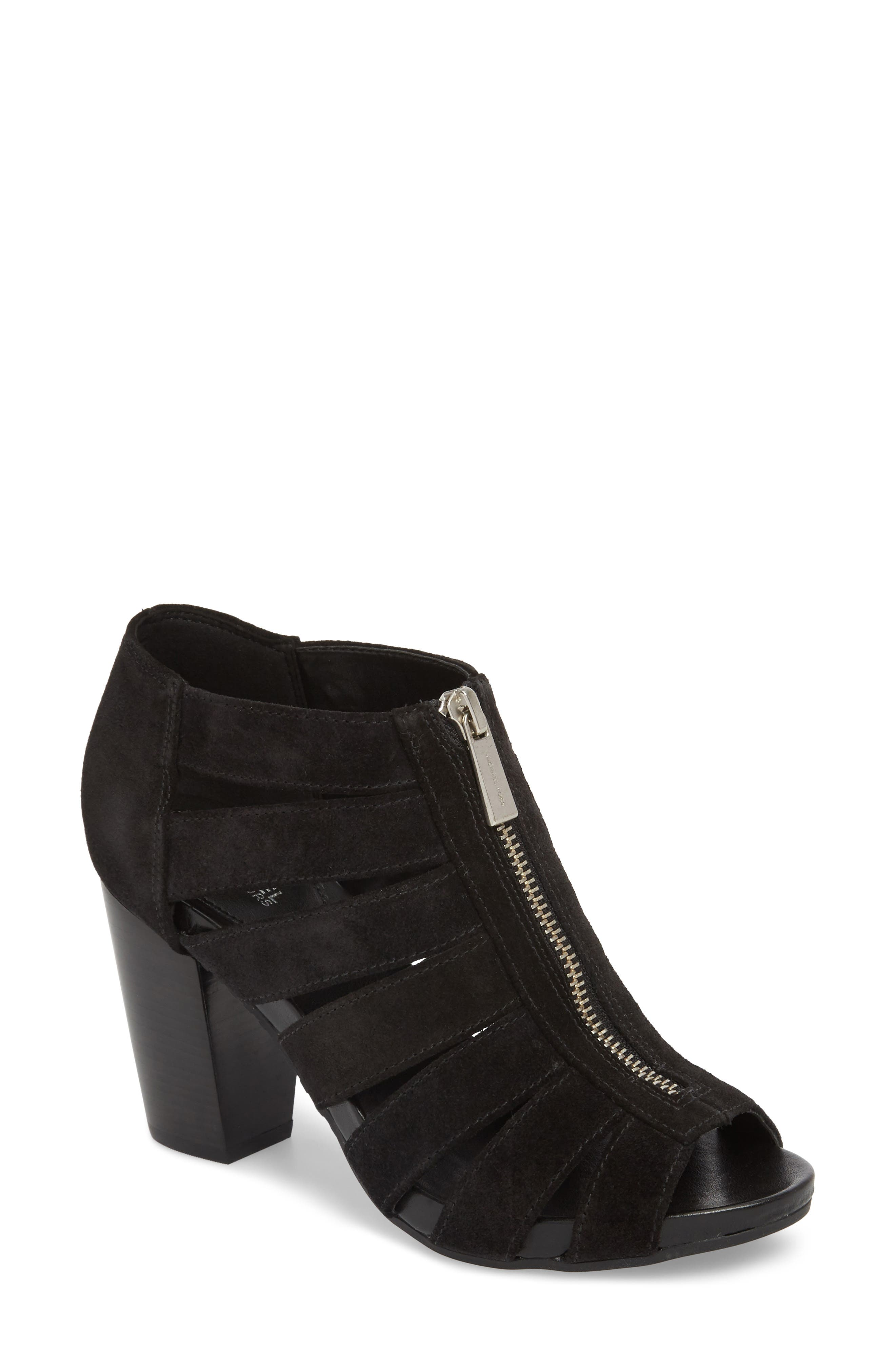 Sherry Cage Bootie,                             Main thumbnail 2, color,