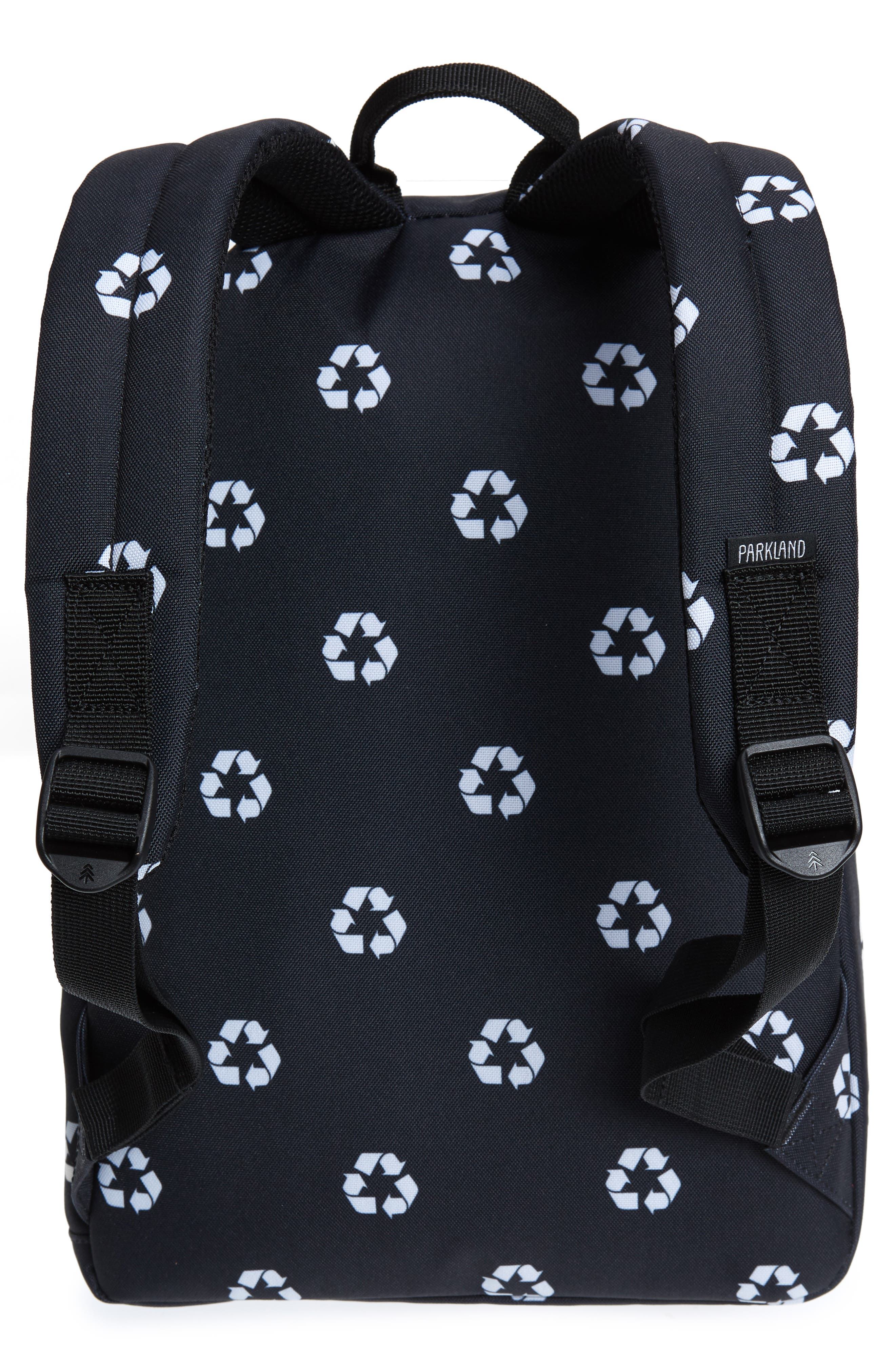 Bayside Backpack,                             Alternate thumbnail 2, color,                             BLACK