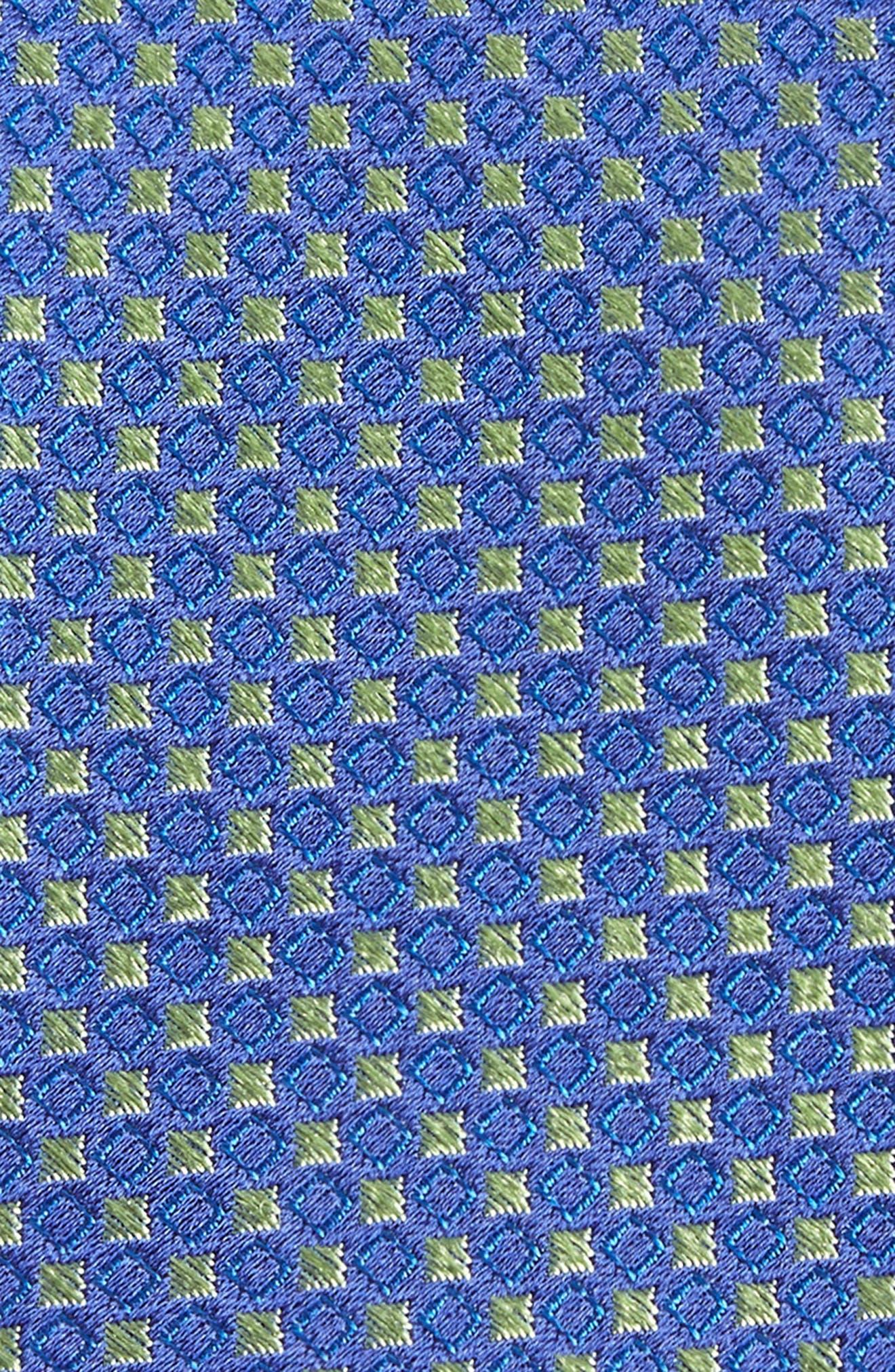 Chad Microdot Silk Tie,                             Alternate thumbnail 12, color,