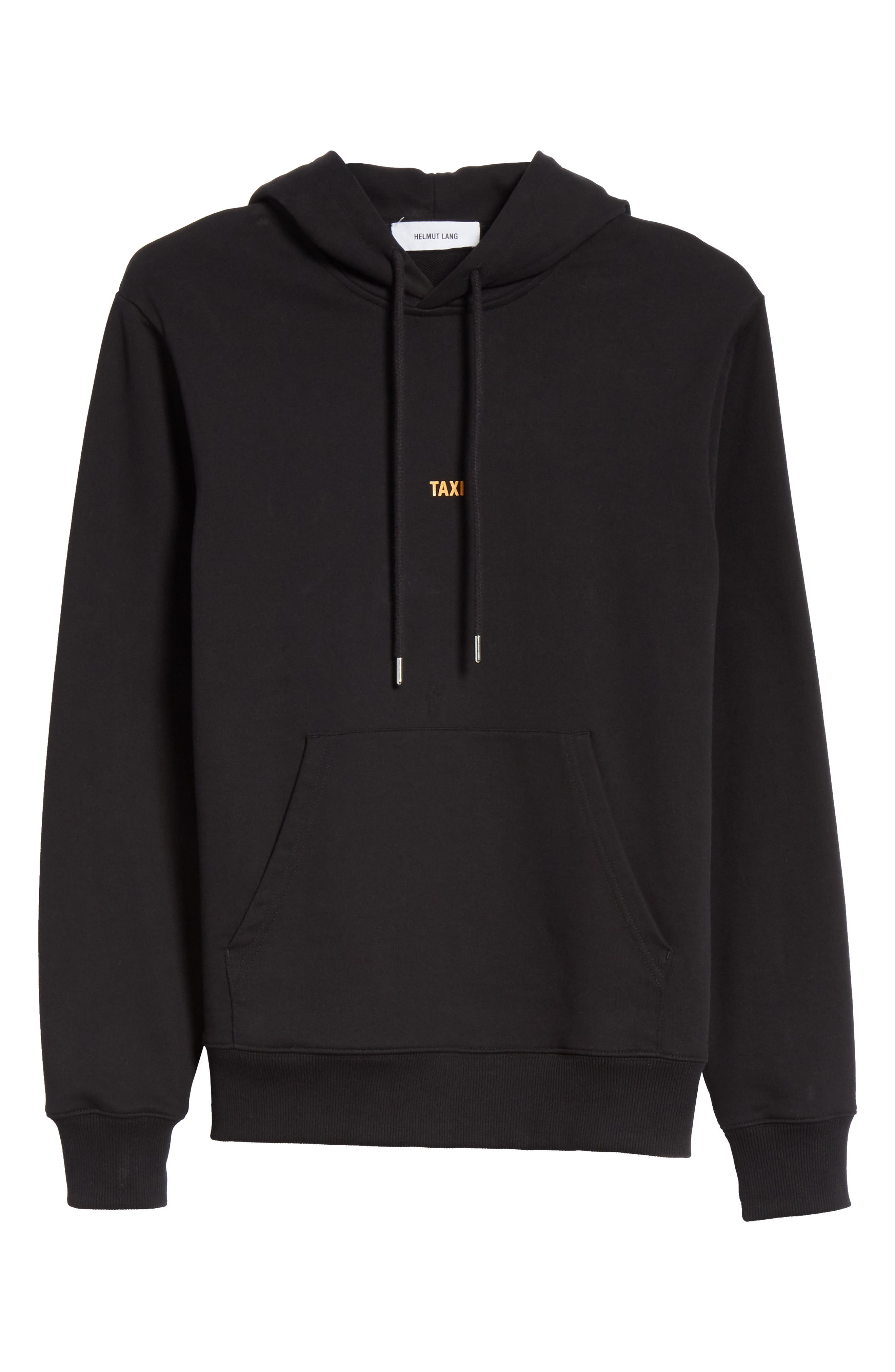 Taxi Hoodie,                             Alternate thumbnail 6, color,                             001