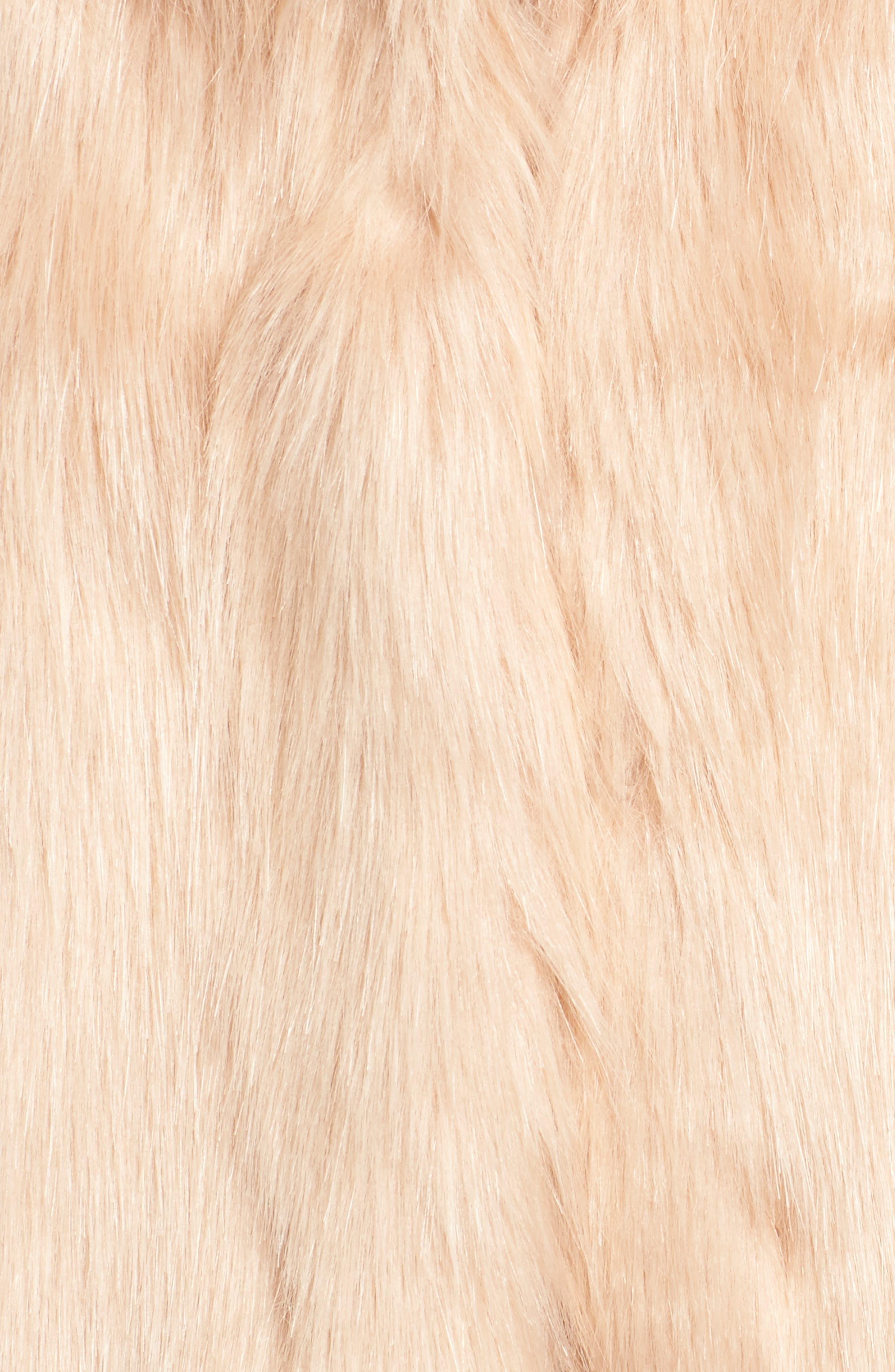 Faux Fur Vest,                             Alternate thumbnail 20, color,