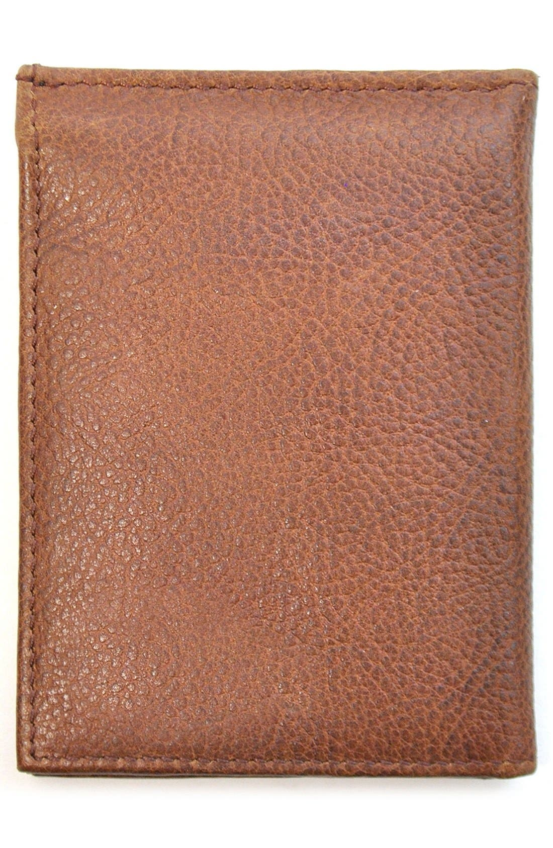 Triple Play Leather L-Fold Wallet,                             Alternate thumbnail 8, color,                             202