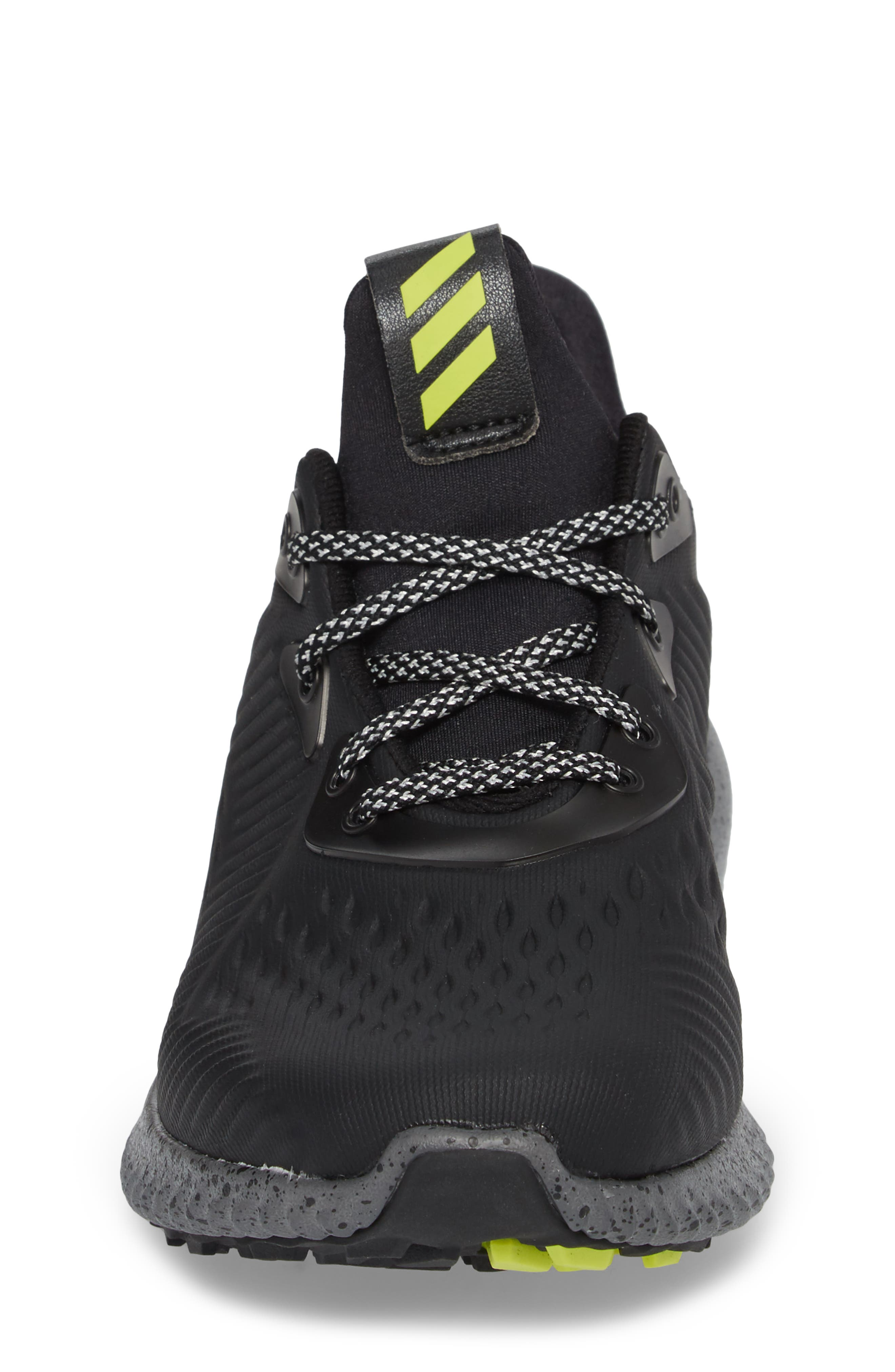 AlphaBounce EM Running Shoe,                             Alternate thumbnail 4, color,                             001