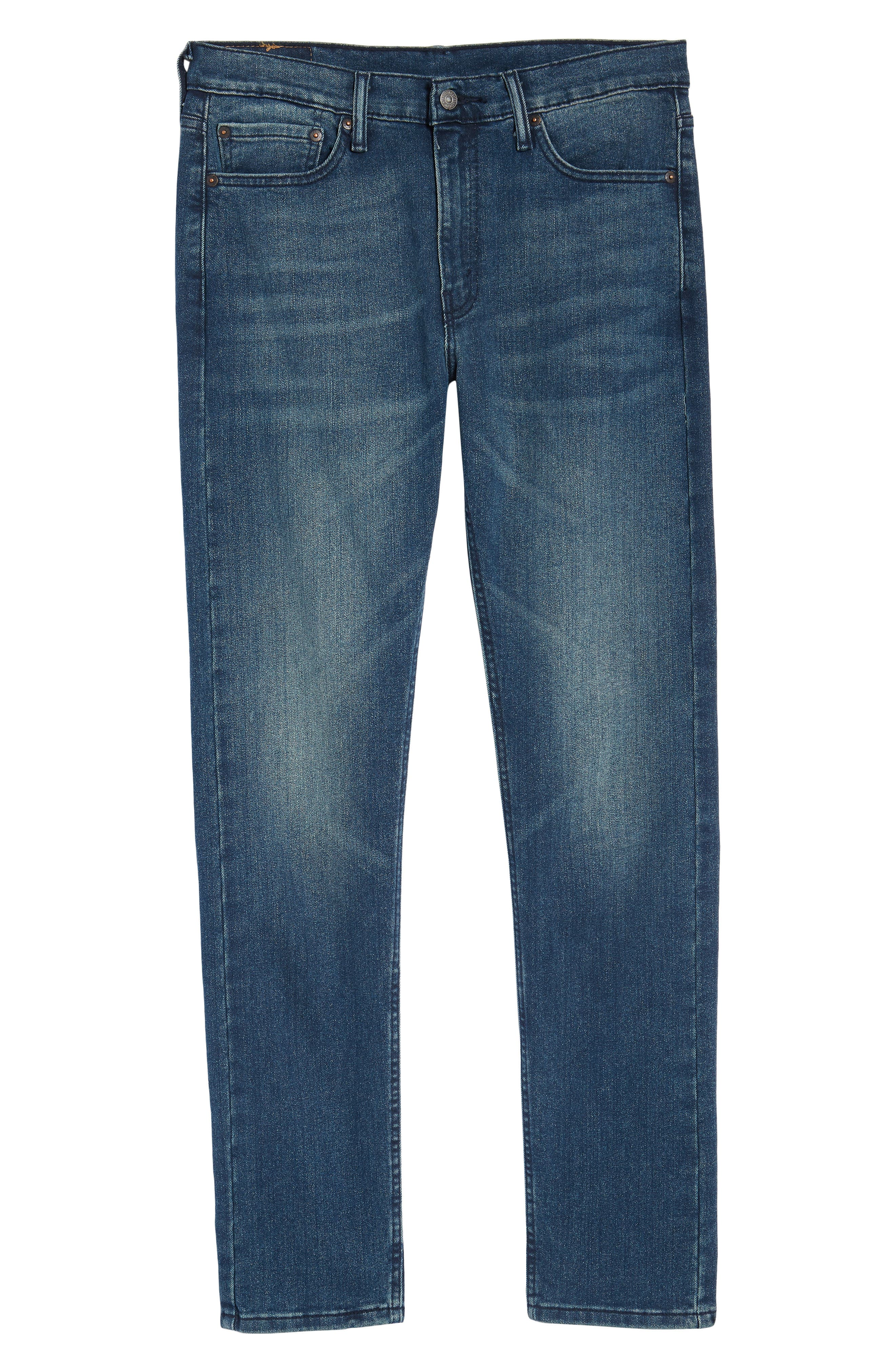 510<sup>™</sup> Skinny Fit Jeans,                             Alternate thumbnail 6, color,                             408