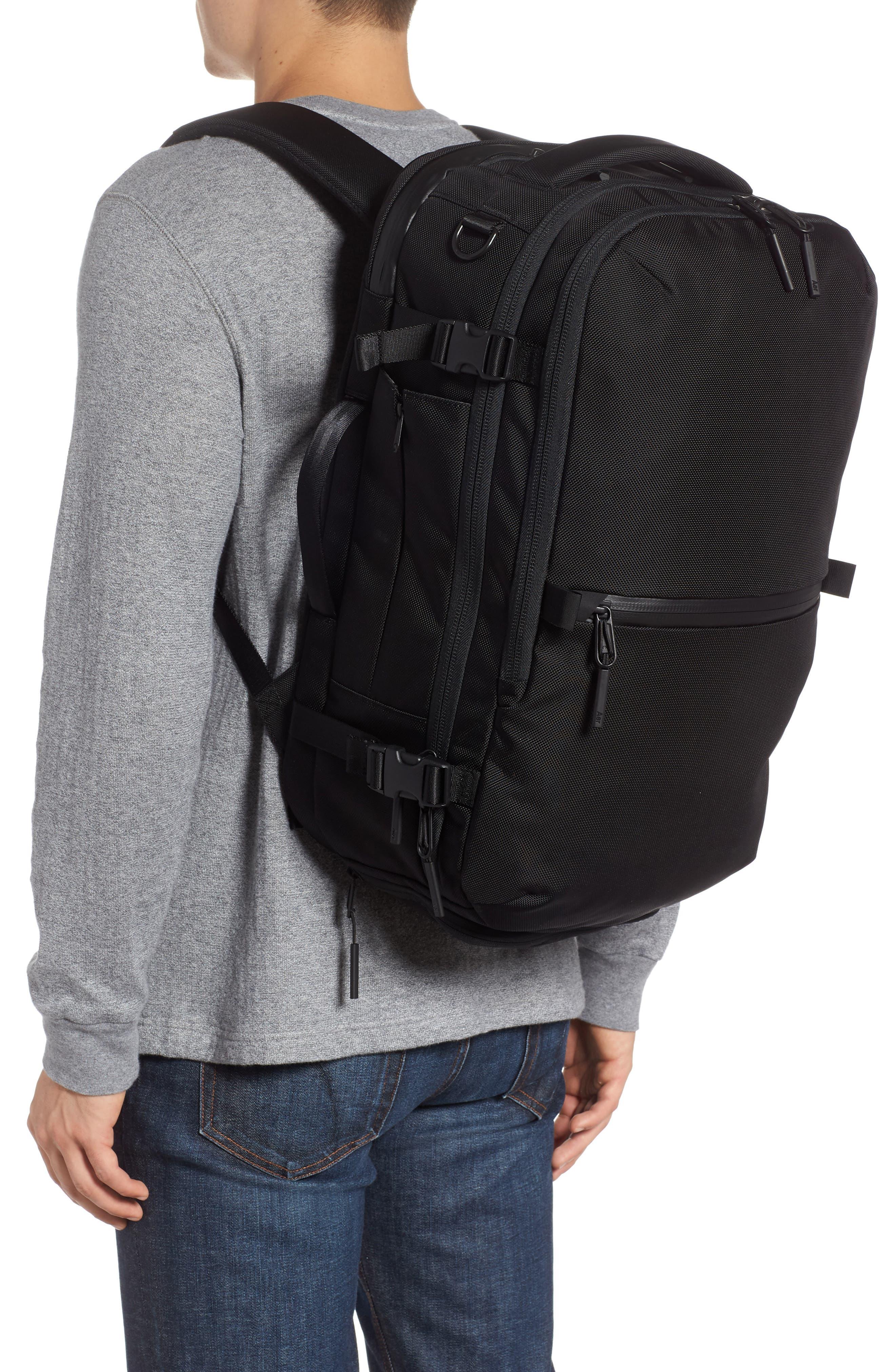 Travel Pack 2 Backpack,                             Alternate thumbnail 2, color,                             BLACK