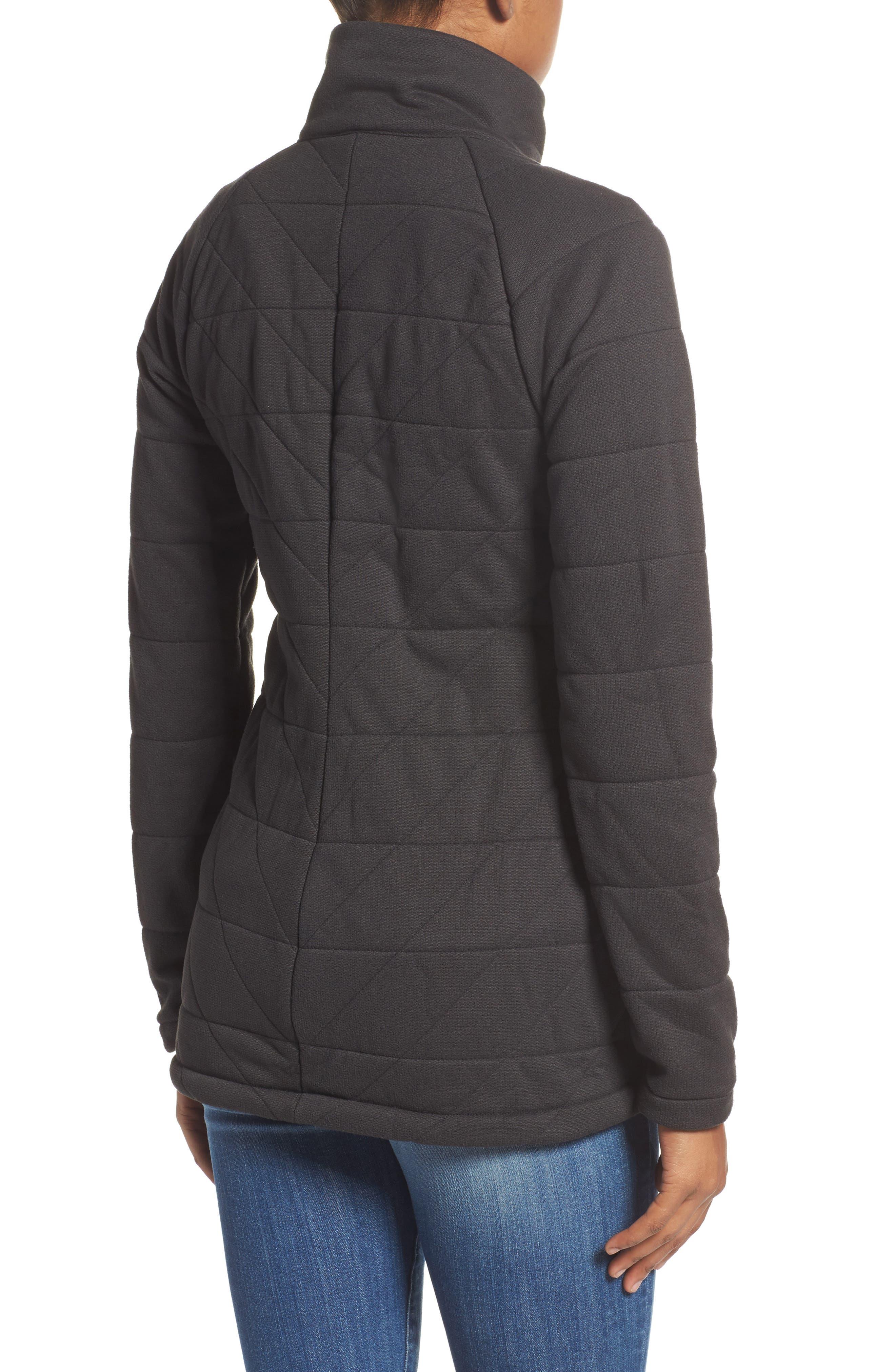 Fleece Jacket,                             Alternate thumbnail 2, color,                             001