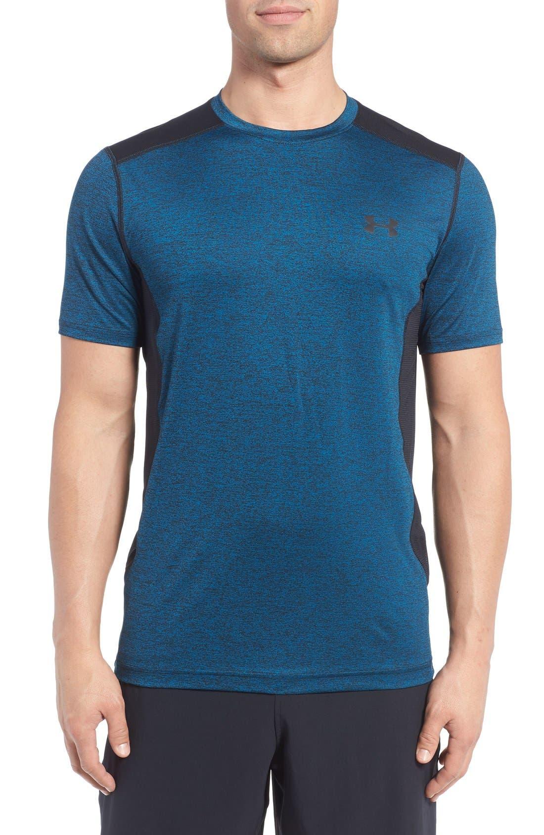 'Raid' HeatGear<sup>®</sup> Training T-Shirt,                             Main thumbnail 20, color,