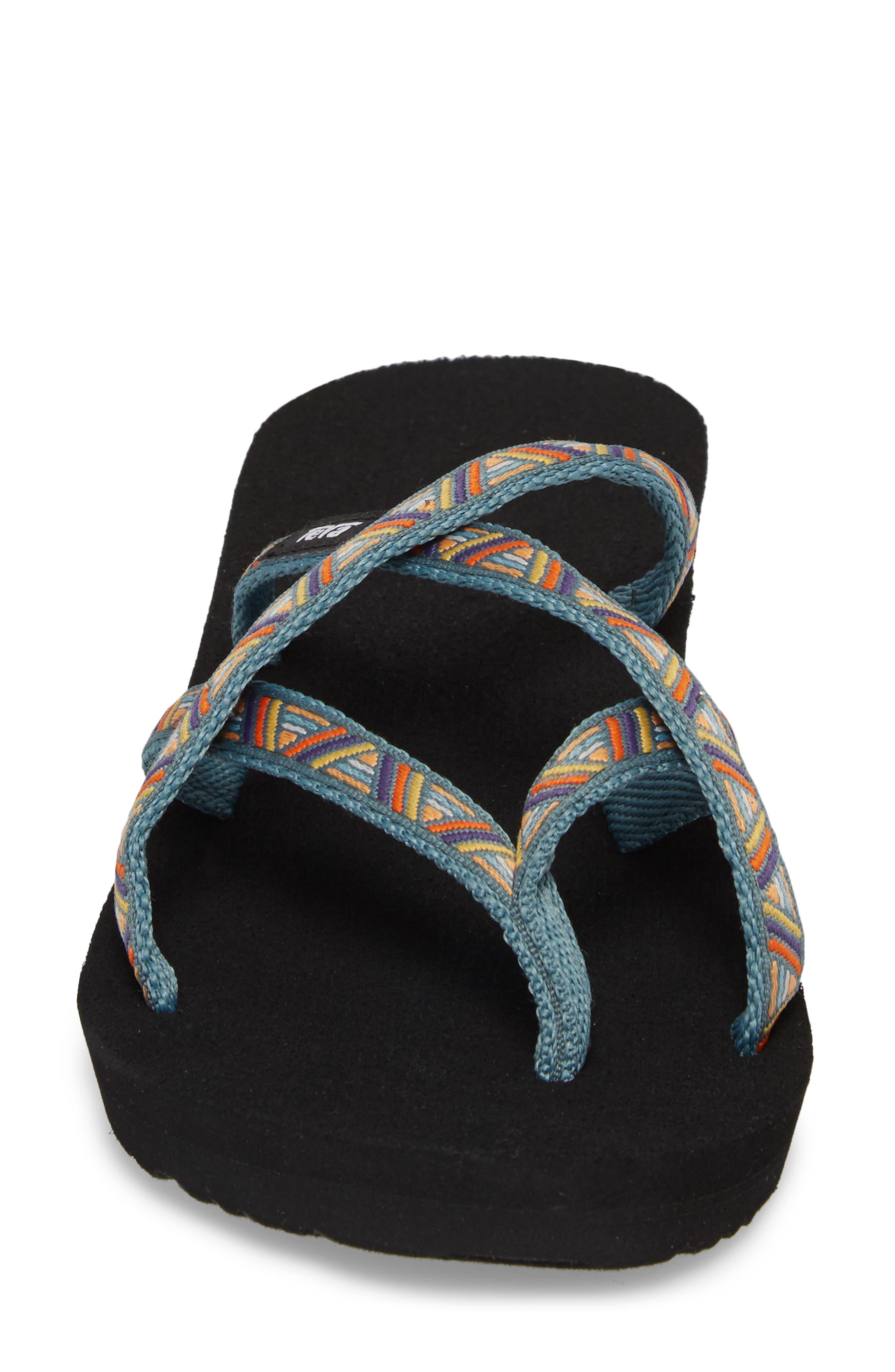 'Mandalyn' Wedge Sandal,                             Alternate thumbnail 4, color,                             930
