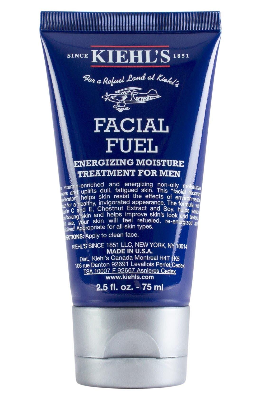 'Facial Fuel' Energizing Moisture Treatment for Men,                         Main,                         color, 000