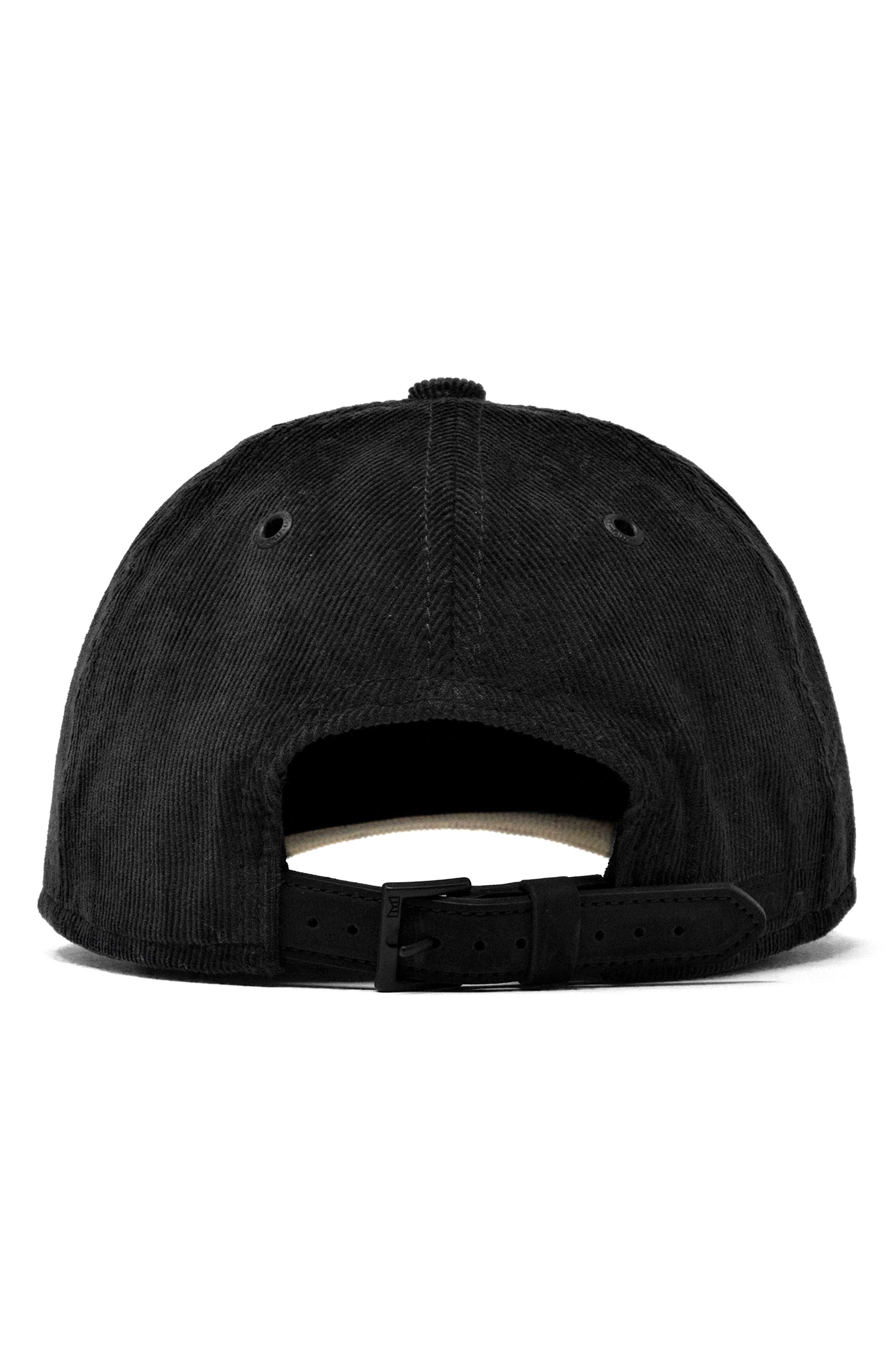 Discovery Baseball Cap,                             Alternate thumbnail 3, color,                             BLACK
