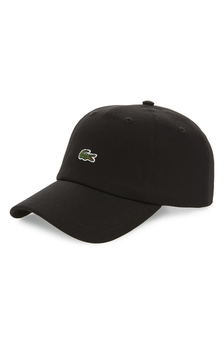 Lacoste Small Croc Baseball Cap  634ff43b988