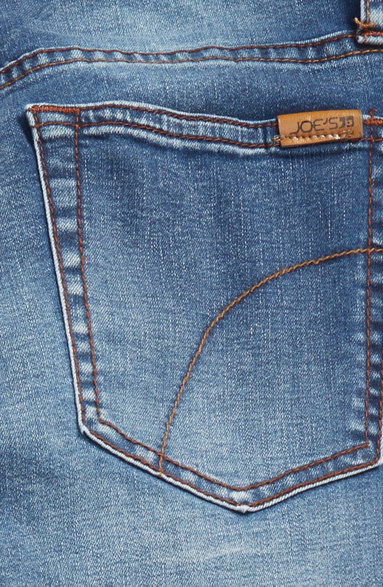 Brixton Slim Fit Stretch Jeans,                             Alternate thumbnail 3, color,                             455