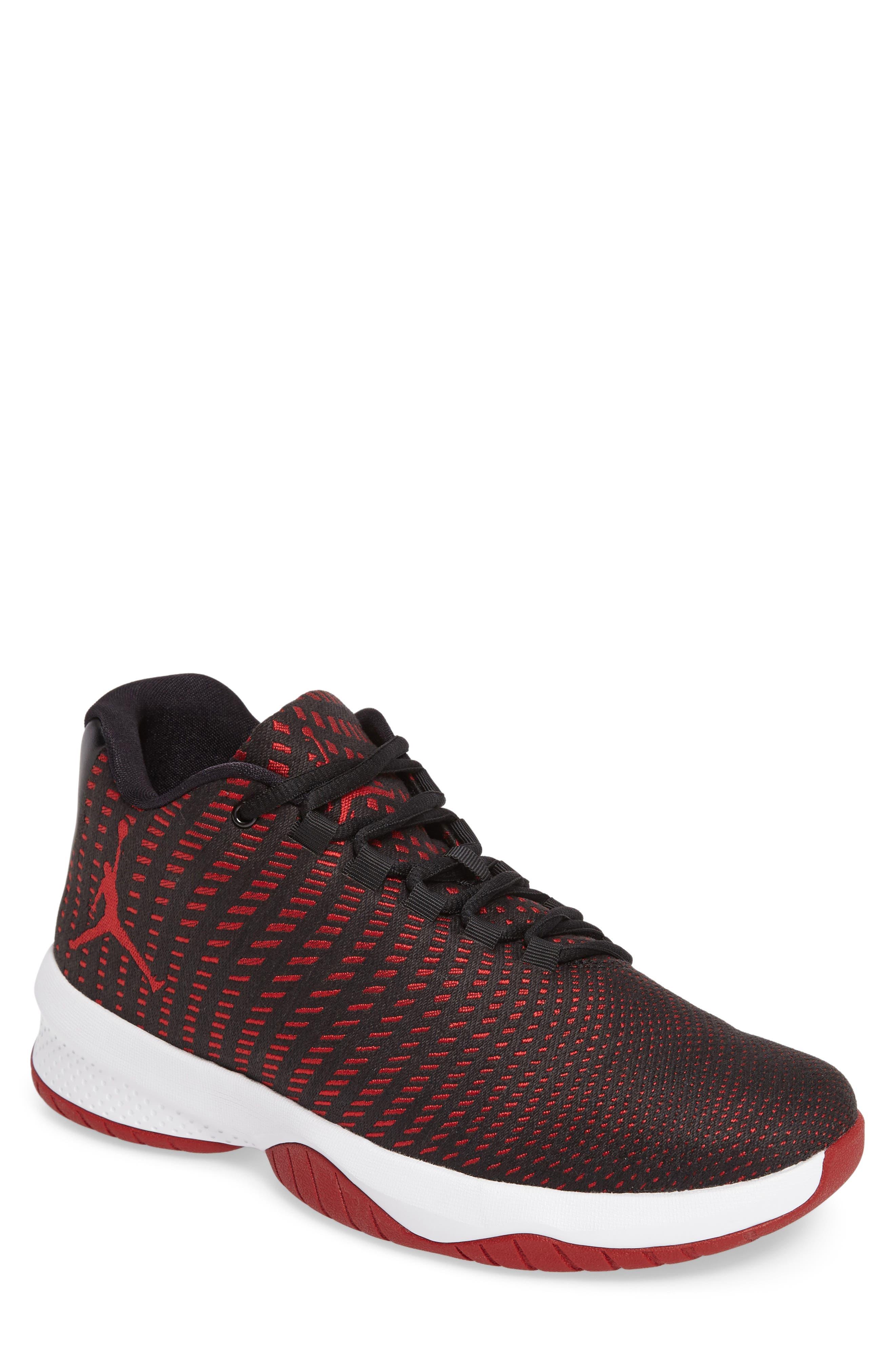 Jordan B. Fly Basketball Shoe,                             Main thumbnail 1, color,                             002