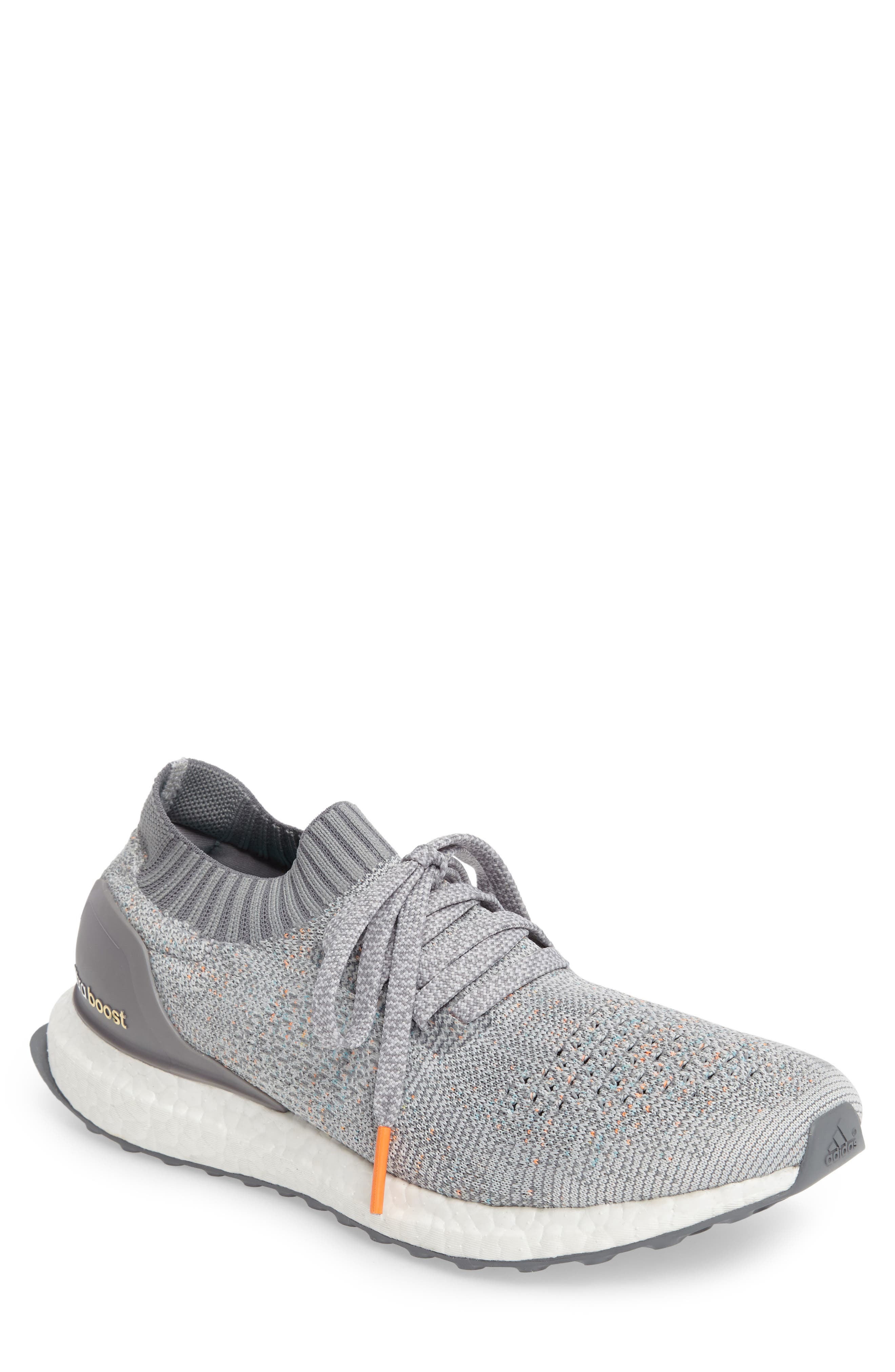 'UltraBoost Uncaged' Running Shoe,                             Main thumbnail 6, color,
