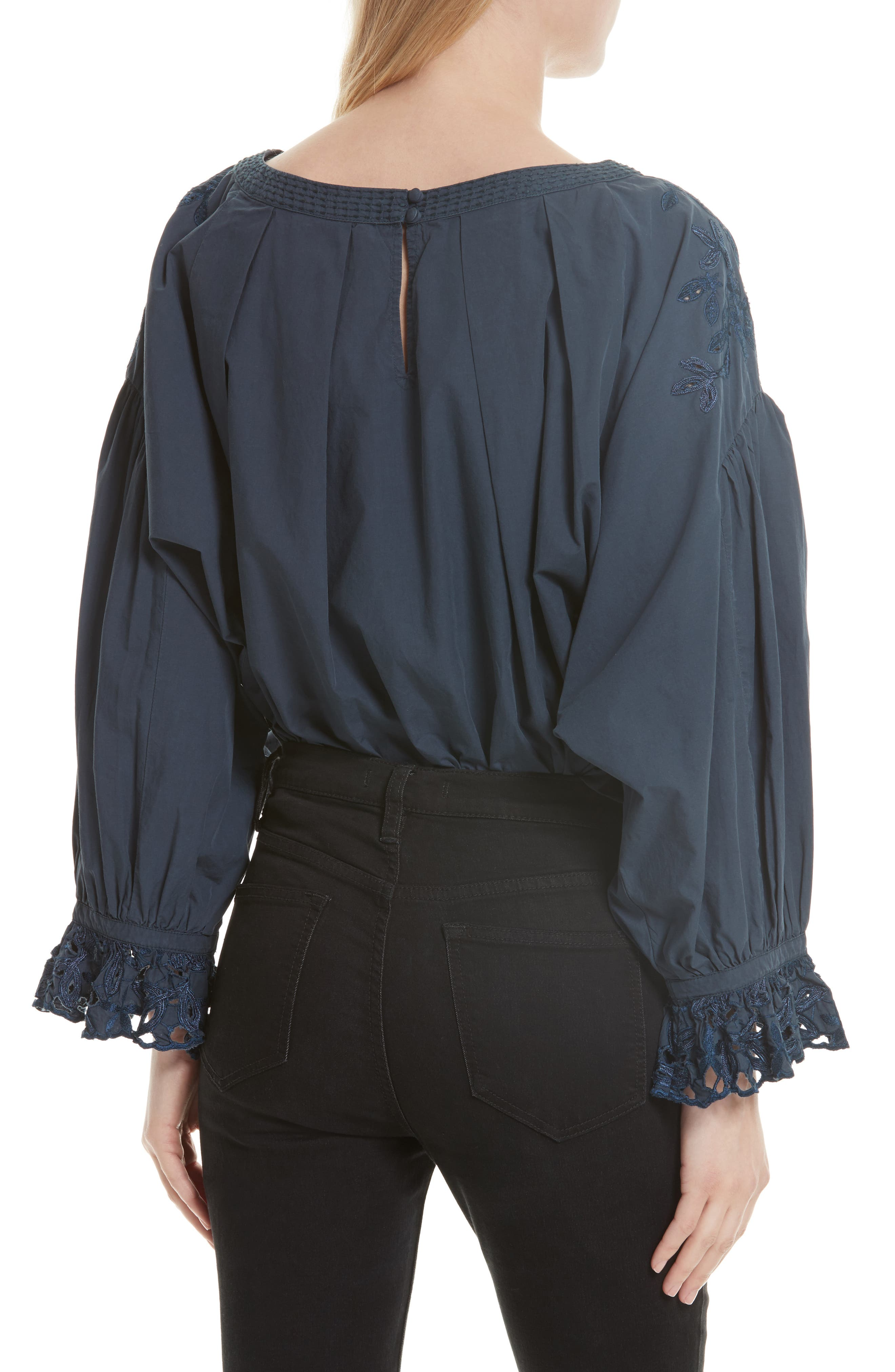 Wishing Well Blouse,                             Alternate thumbnail 2, color,                             020