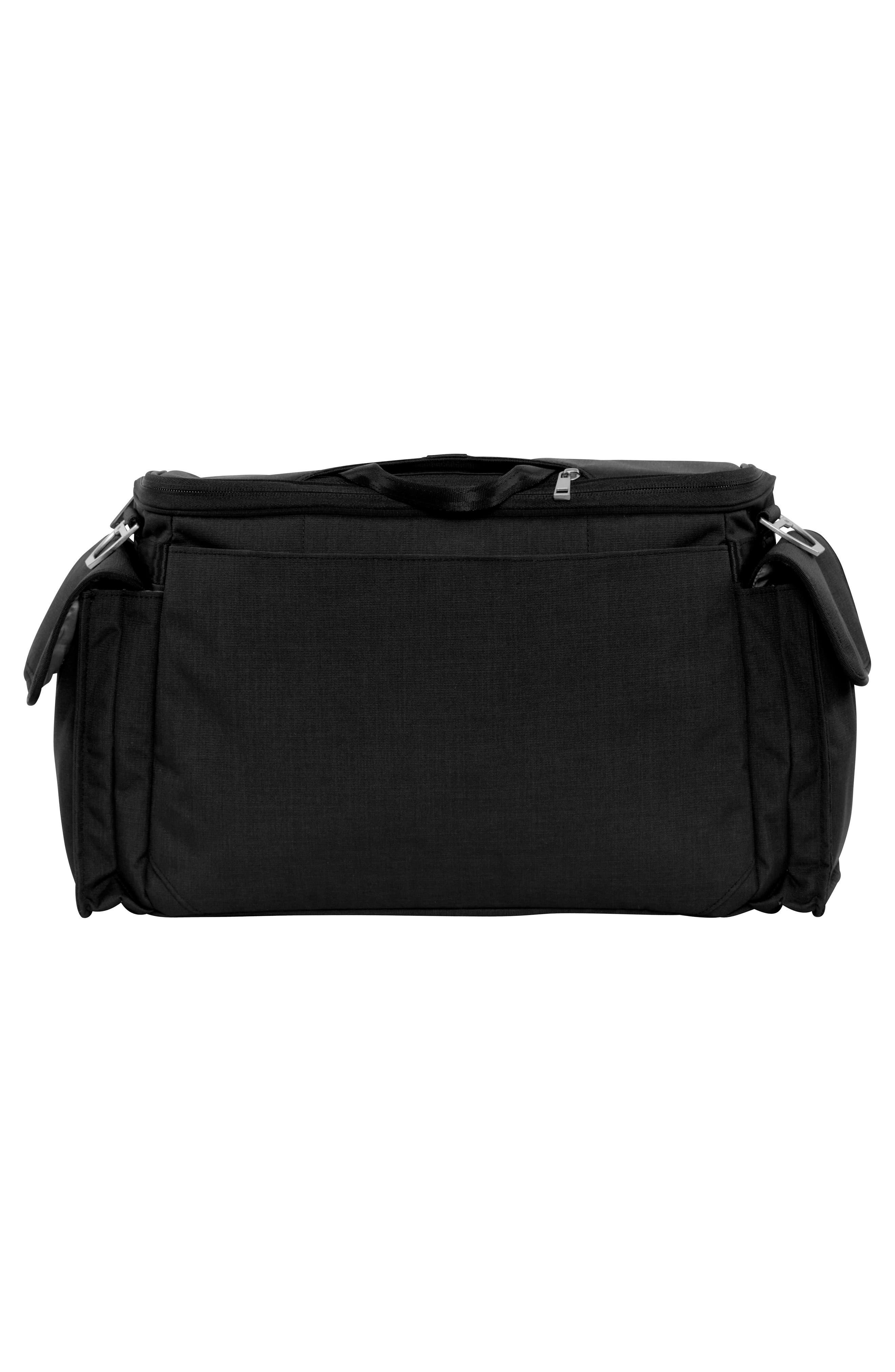 XY Clone Diaper Bag,                             Alternate thumbnail 2, color,                             CARBON