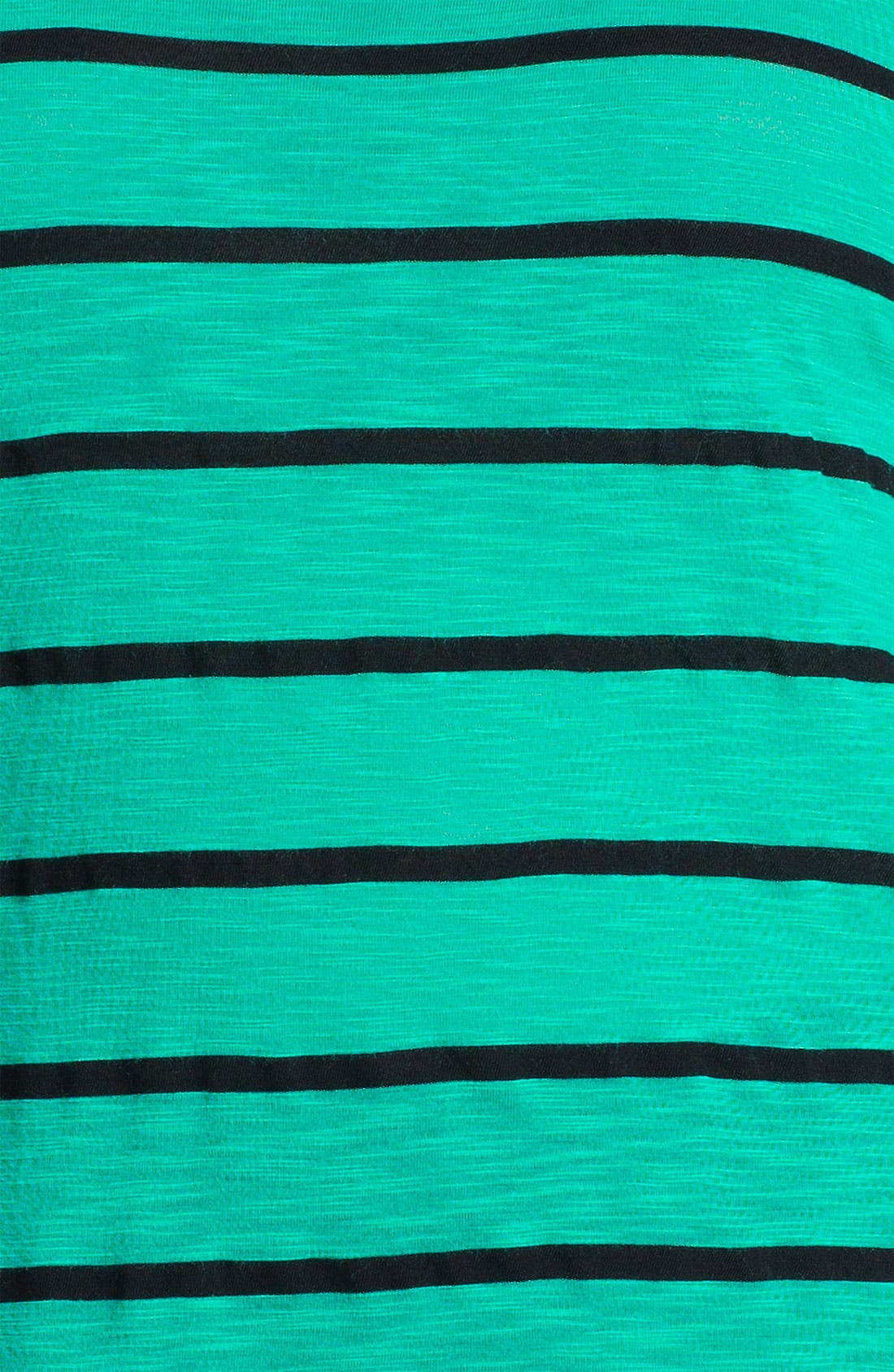 Stripe Swing Tee,                             Alternate thumbnail 2, color,                             400