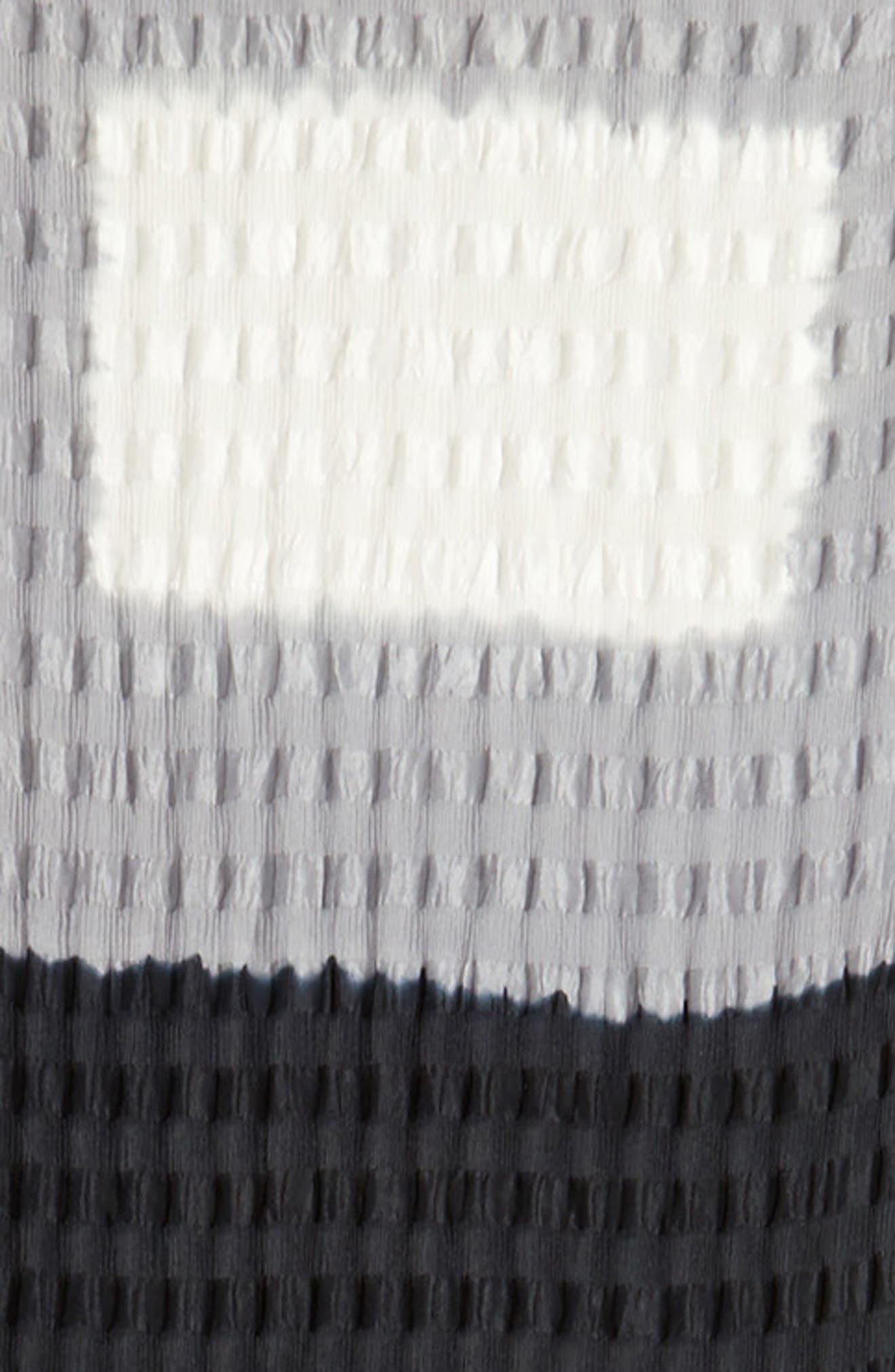 Colorblock Silk Scarf,                             Alternate thumbnail 4, color,