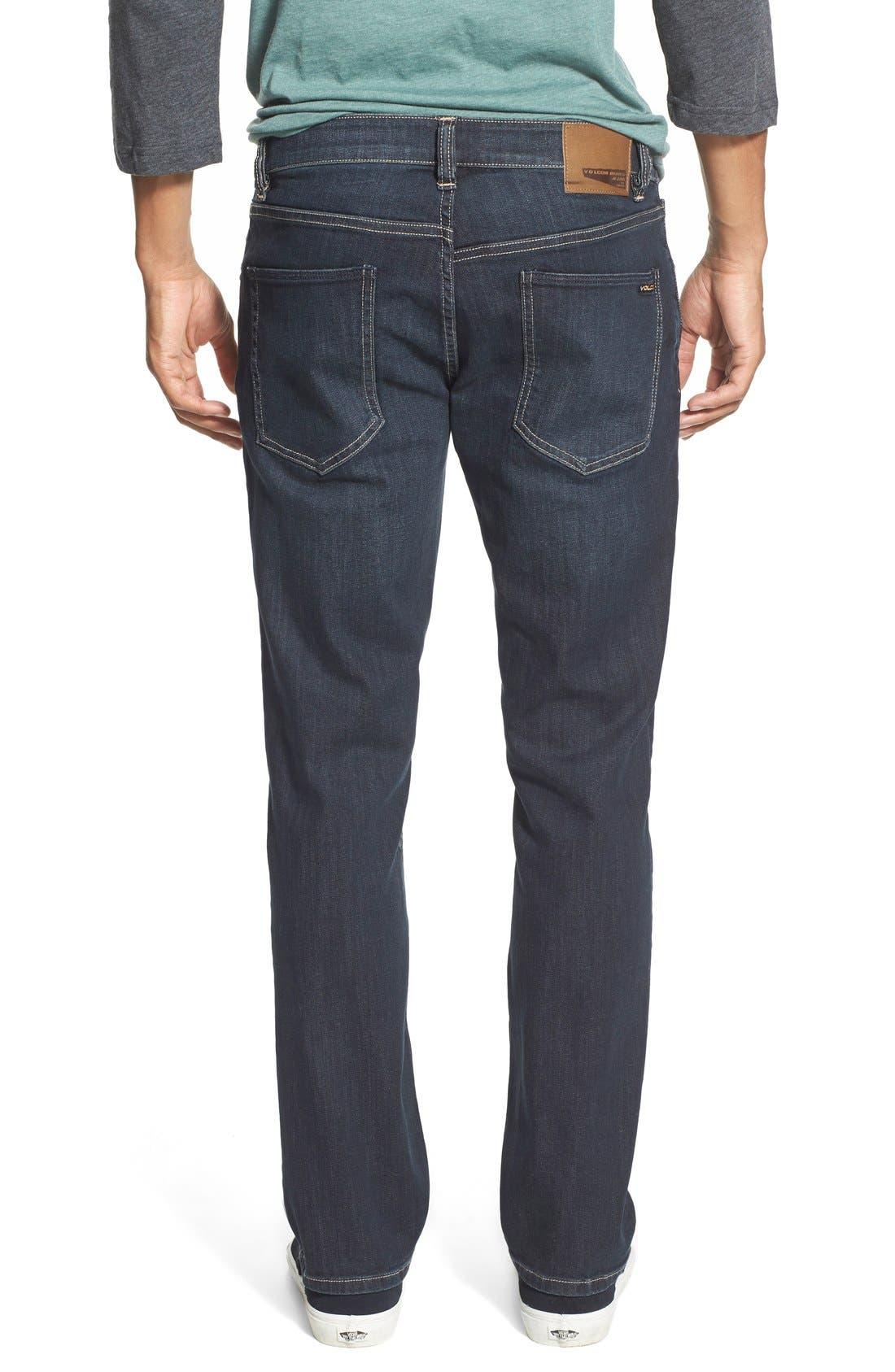 'Vorta' Slim Fit Jeans,                             Alternate thumbnail 25, color,