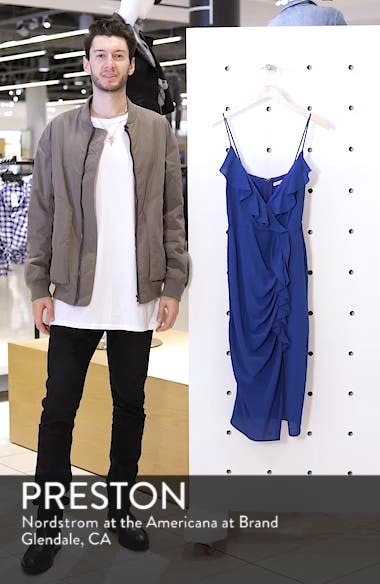 Camilla Frill Sheath Dress, sales video thumbnail
