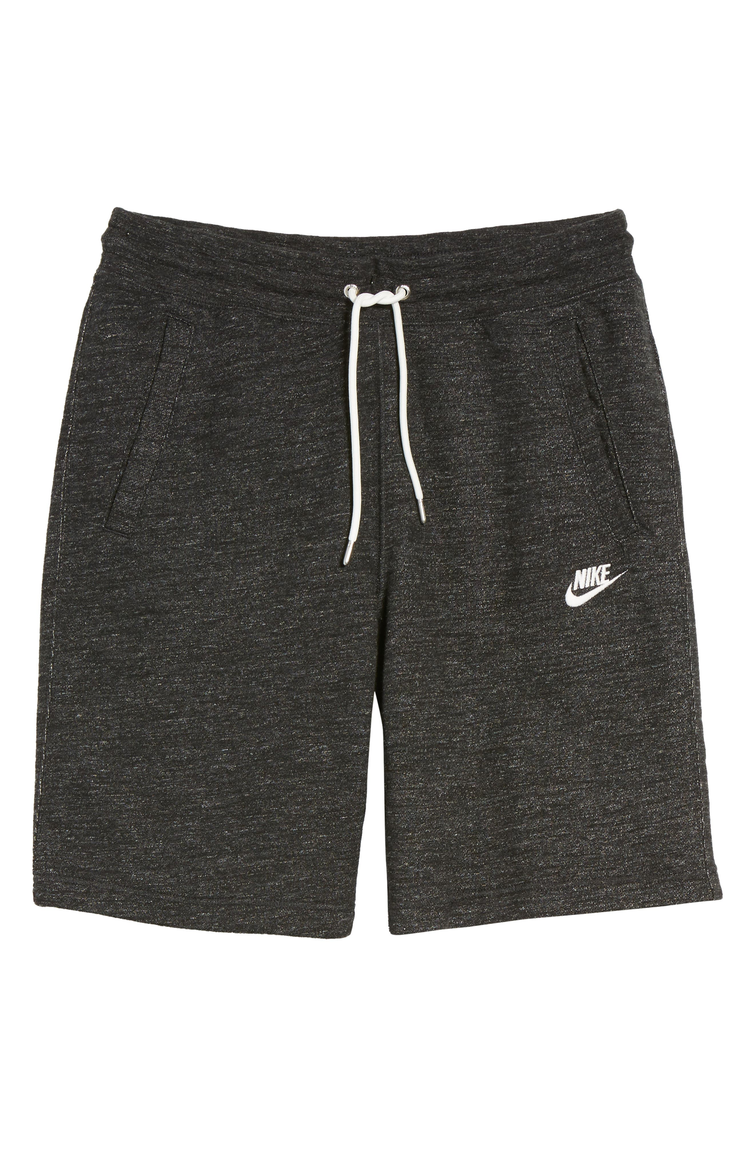 Legacy Knit Shorts,                             Alternate thumbnail 6, color,                             002