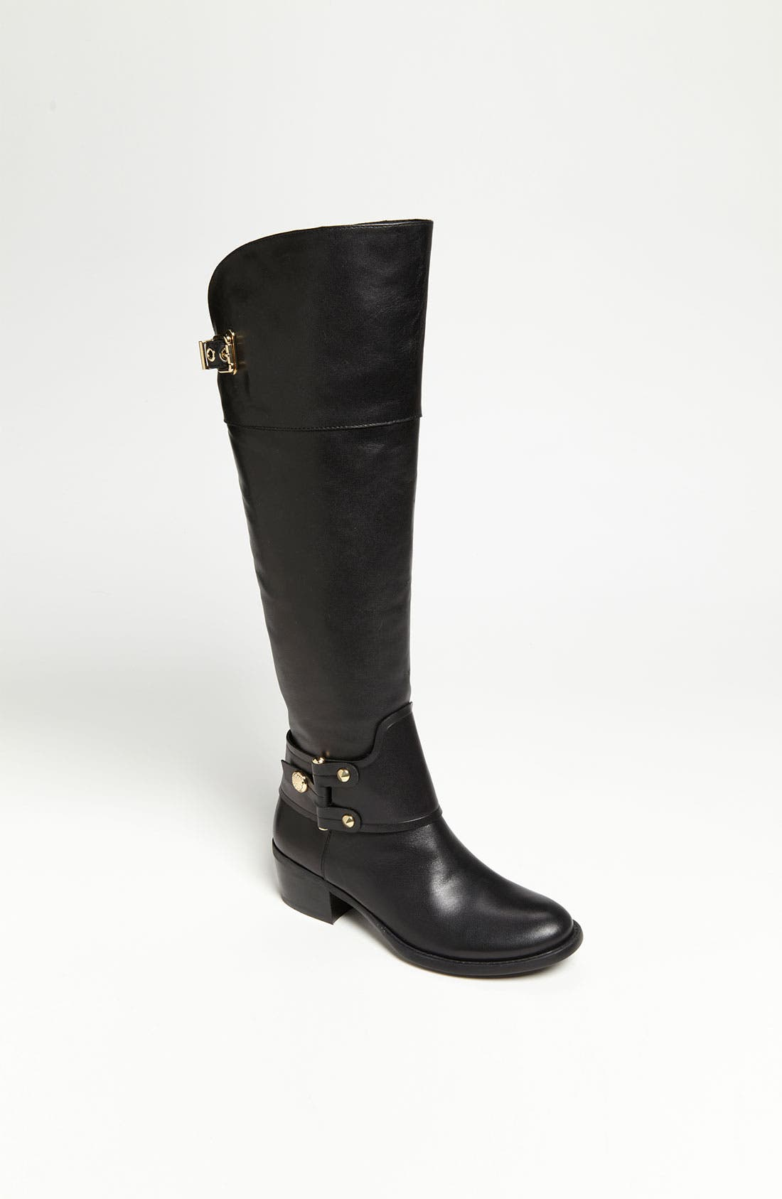 'Brooklee' Over the Knee Boot,                             Main thumbnail 1, color,                             001